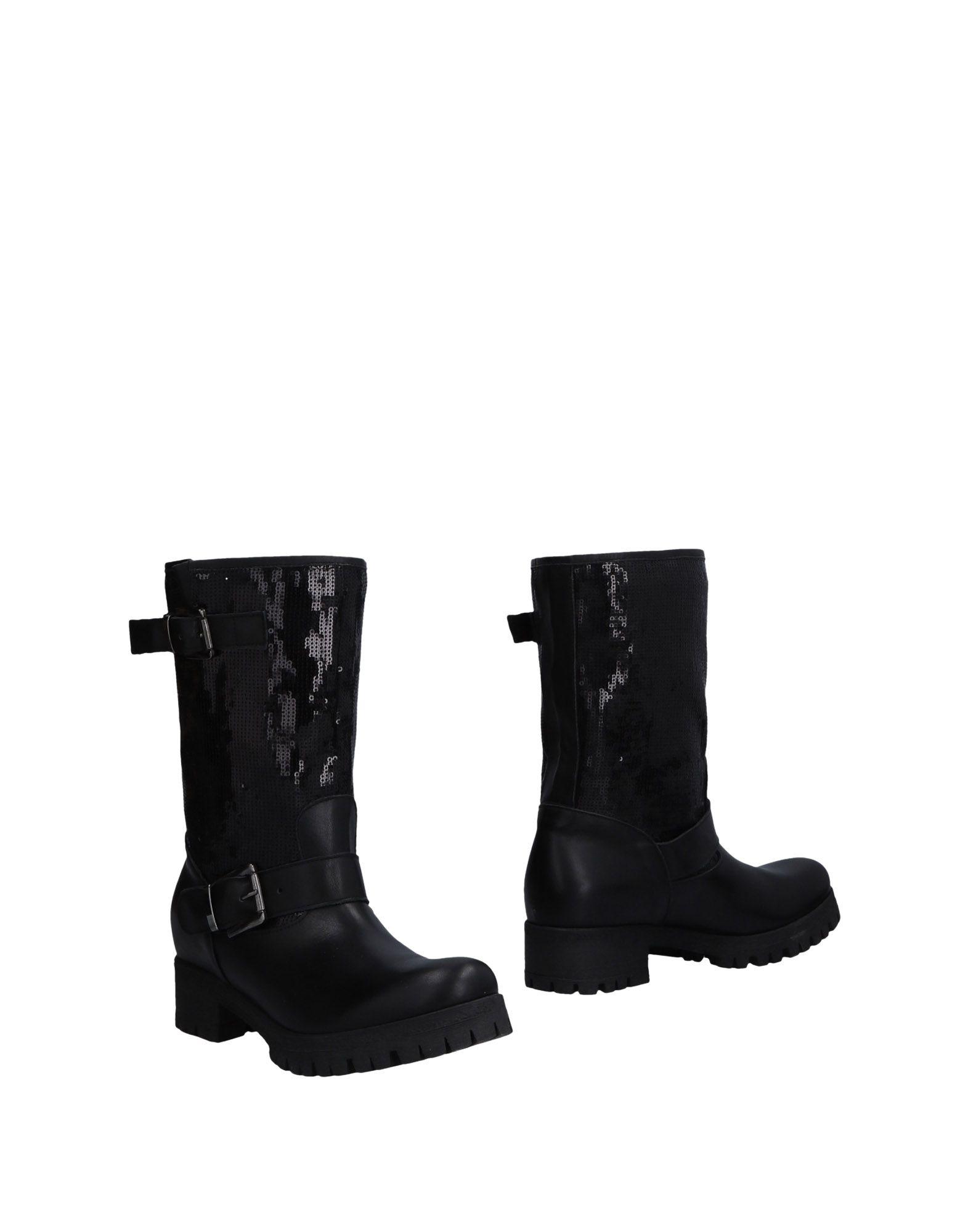 Gut um billige Schuhe zu tragenNila  & Nila Stiefelette Damen  tragenNila 11478755KD 720541
