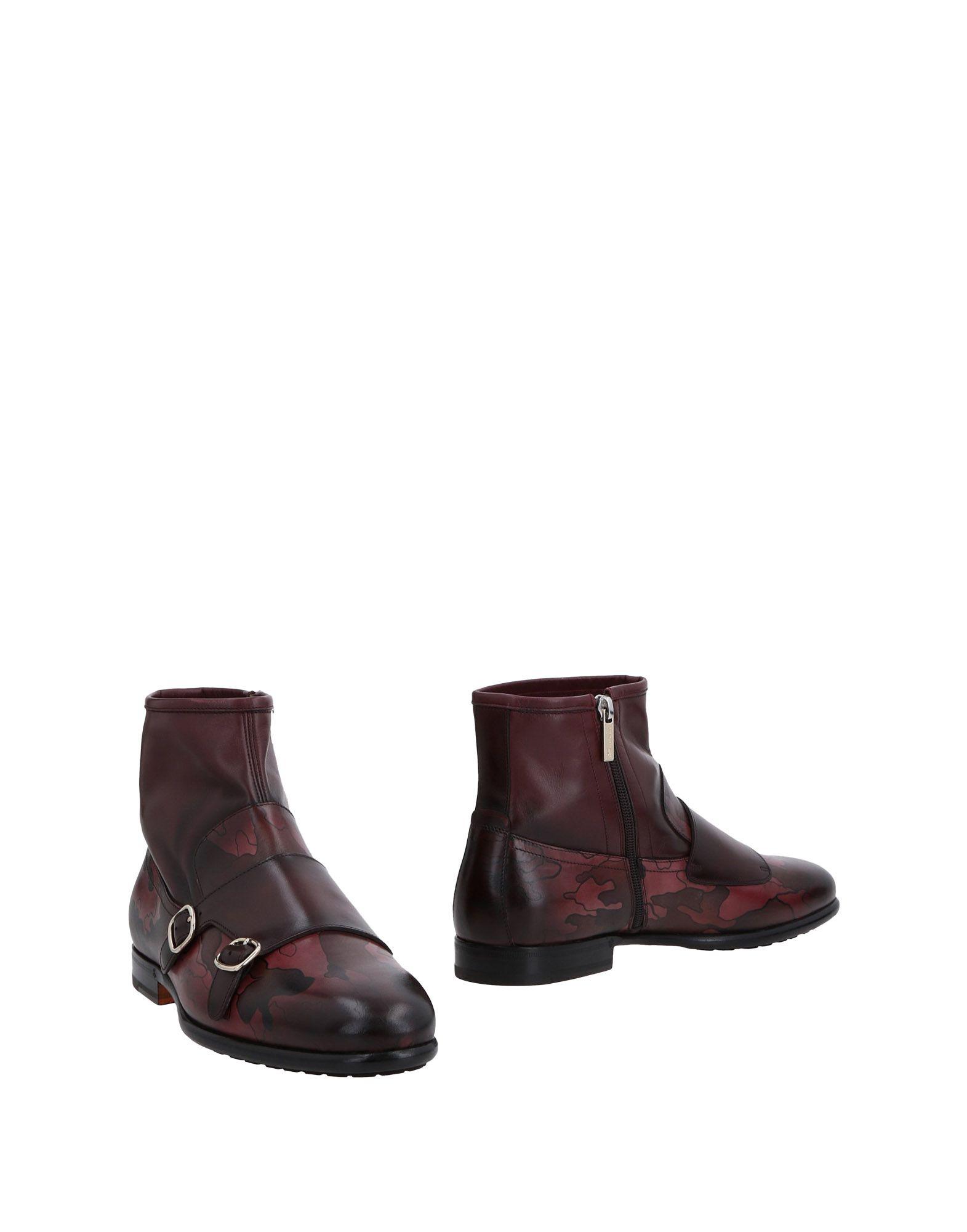 Santoni Stiefelette Herren  11478763KS Gute Qualität beliebte Schuhe