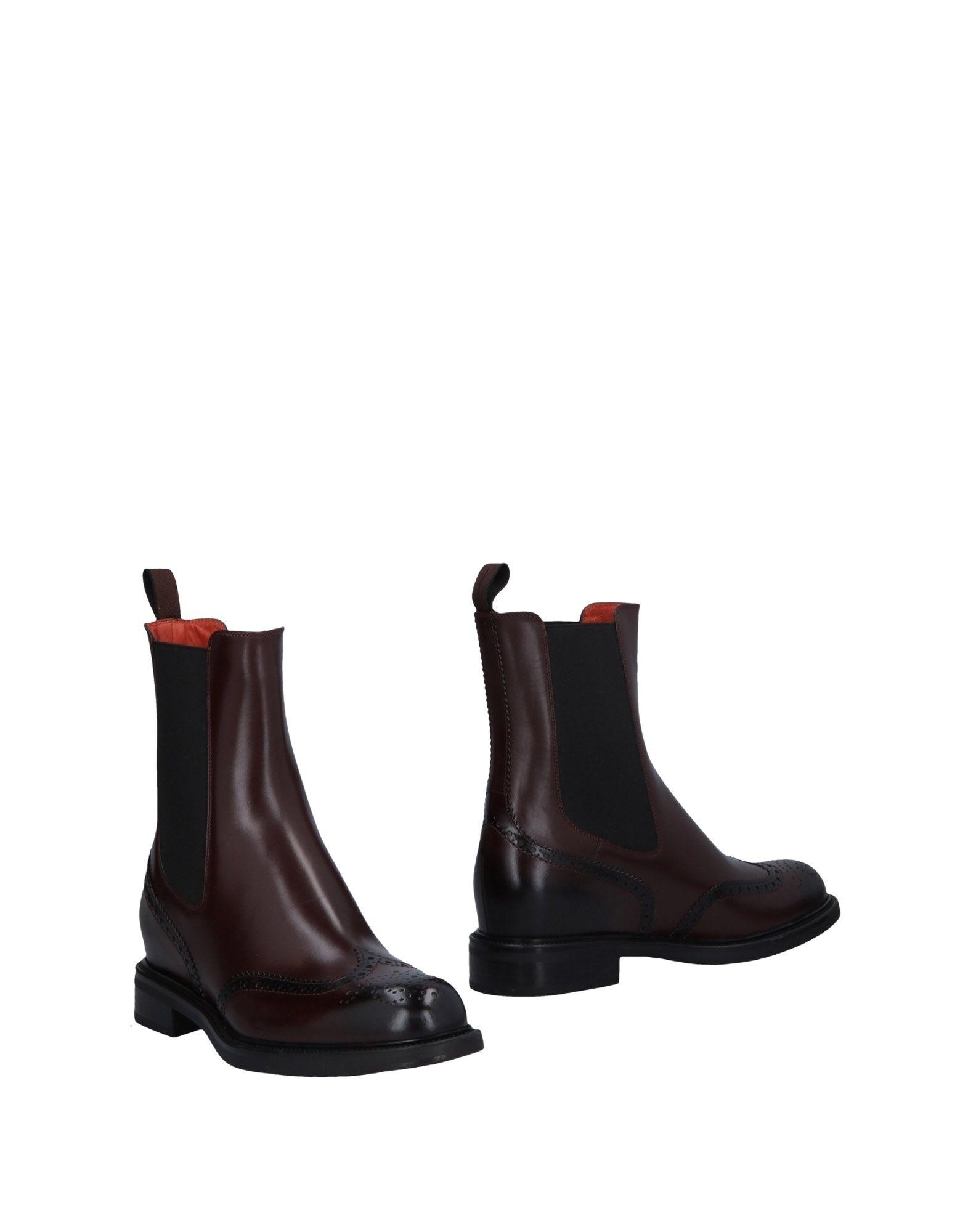 Scarpe economiche e resistenti Chelsea Boots Santoni Donna