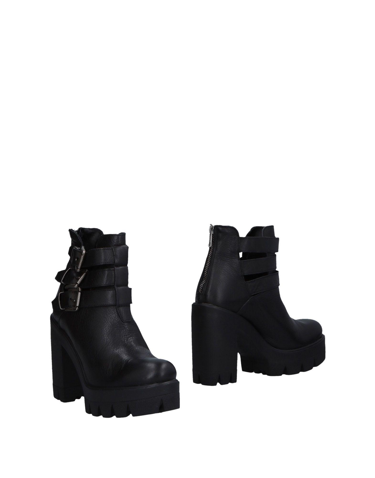 Bottine Stele Femme - Bottines Stele Noir Nouvelles chaussures pour hommes et femmes, remise limitée dans le temps