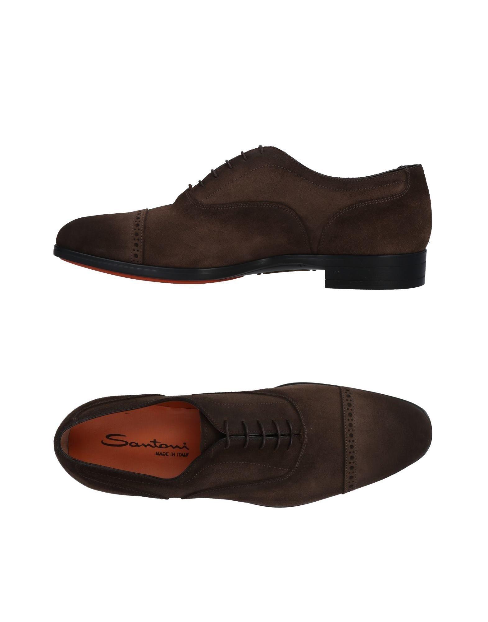 Santoni Schnürschuhe Herren  11478790OP Gute Qualität beliebte Schuhe