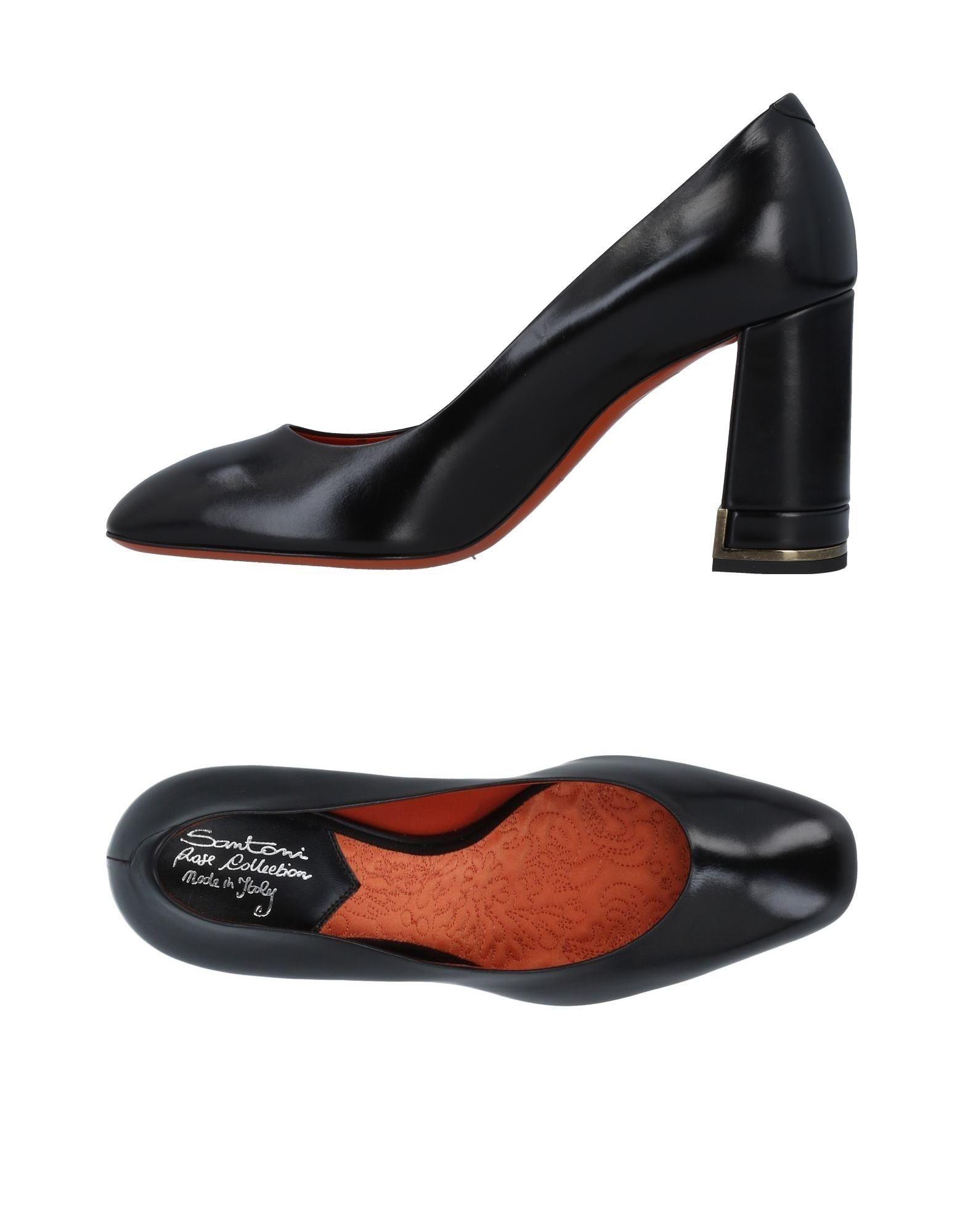 Santoni Pumps Damen  11478802SBGünstige Schuhe gut aussehende Schuhe 11478802SBGünstige d11689