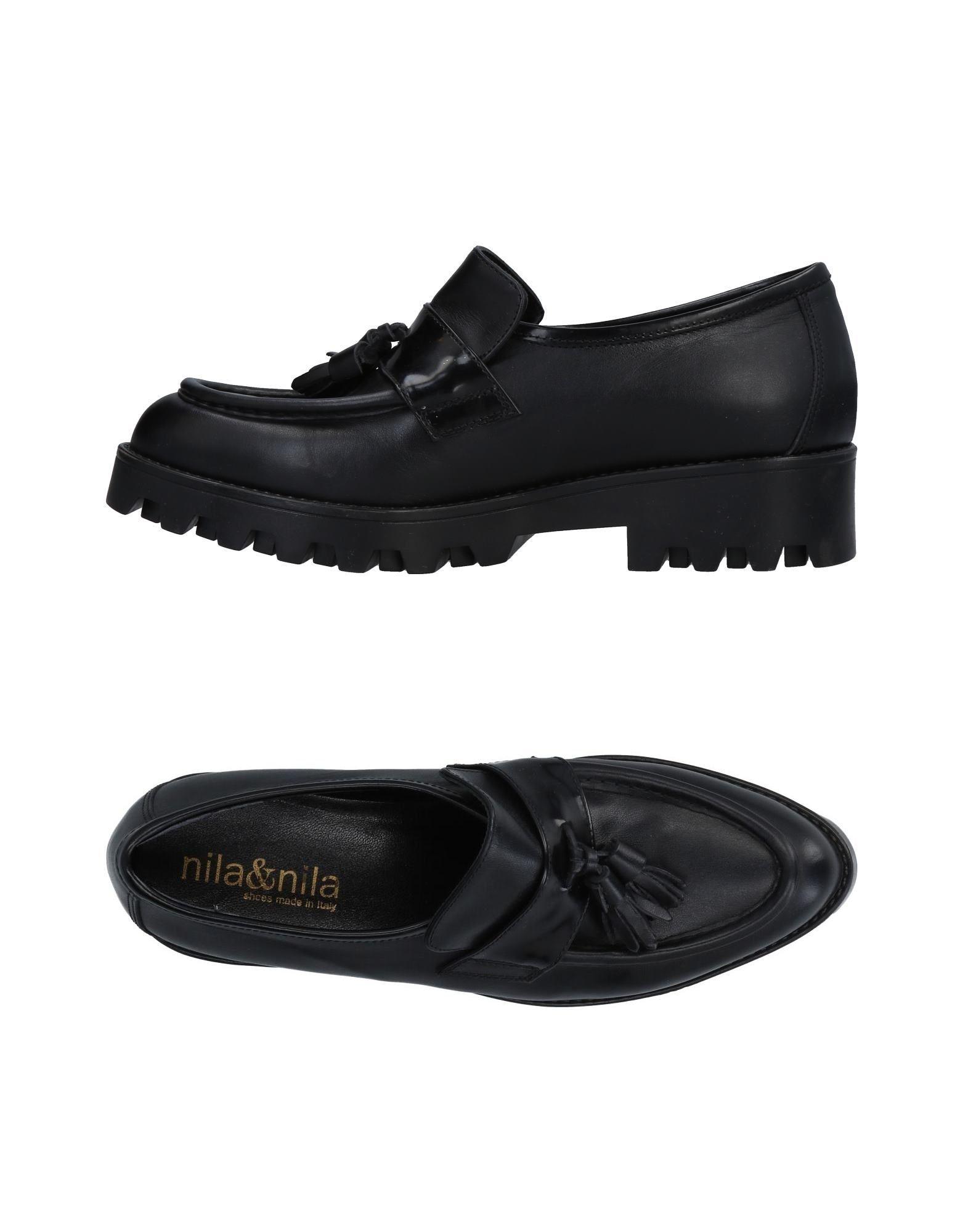 Gut um billige Schuhe zu tragenNila & Nila Mokassins Damen  11478831PA