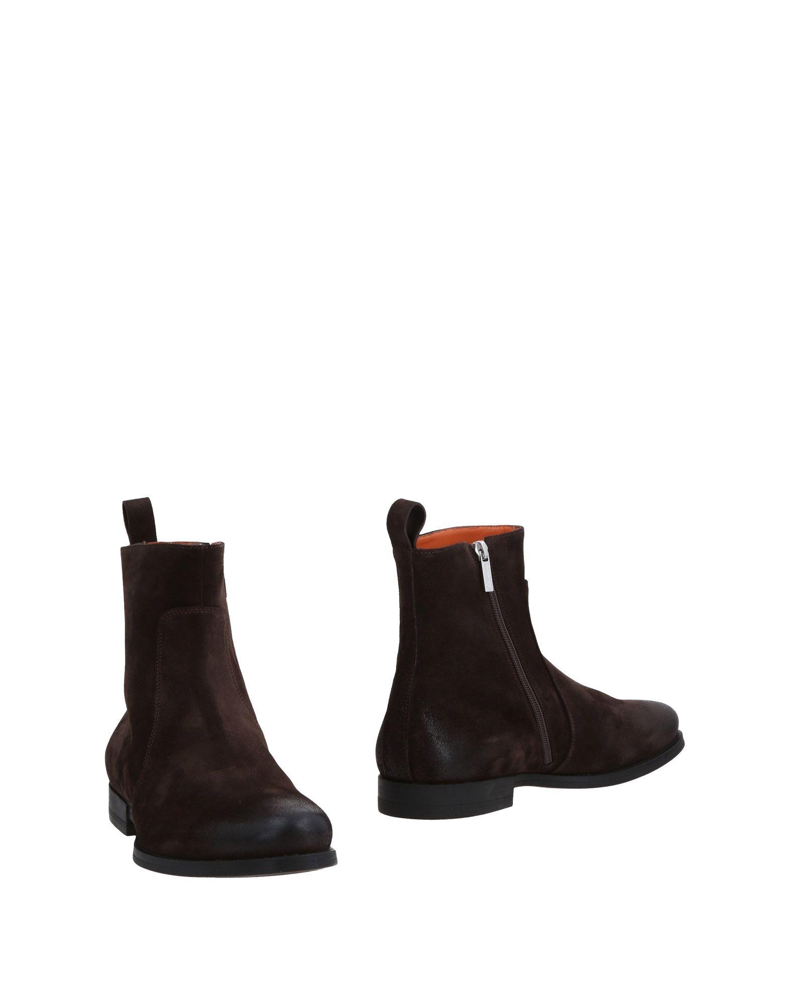 Santoni Stiefelette Herren  11478843NO Gute Qualität beliebte Schuhe