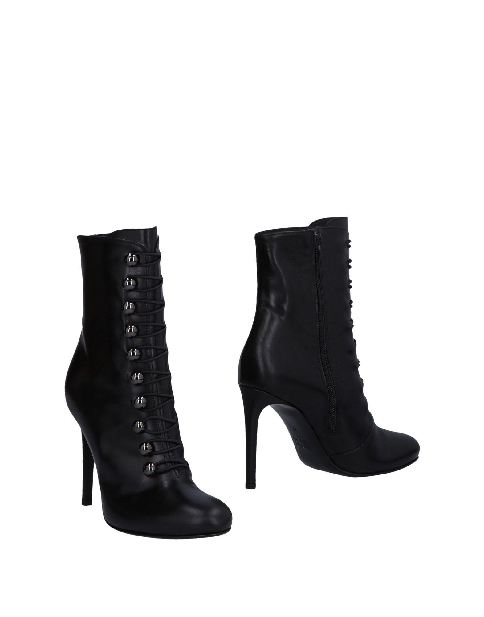 Rabatt Schuhe Giancarlo Paoli Stiefelette Damen  11478876WM