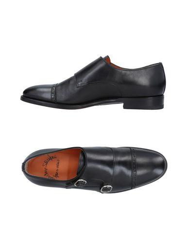Zapatos con descuento Mocasín Santoni Hombre - Mocasines Santoni - 11478879FH Negro