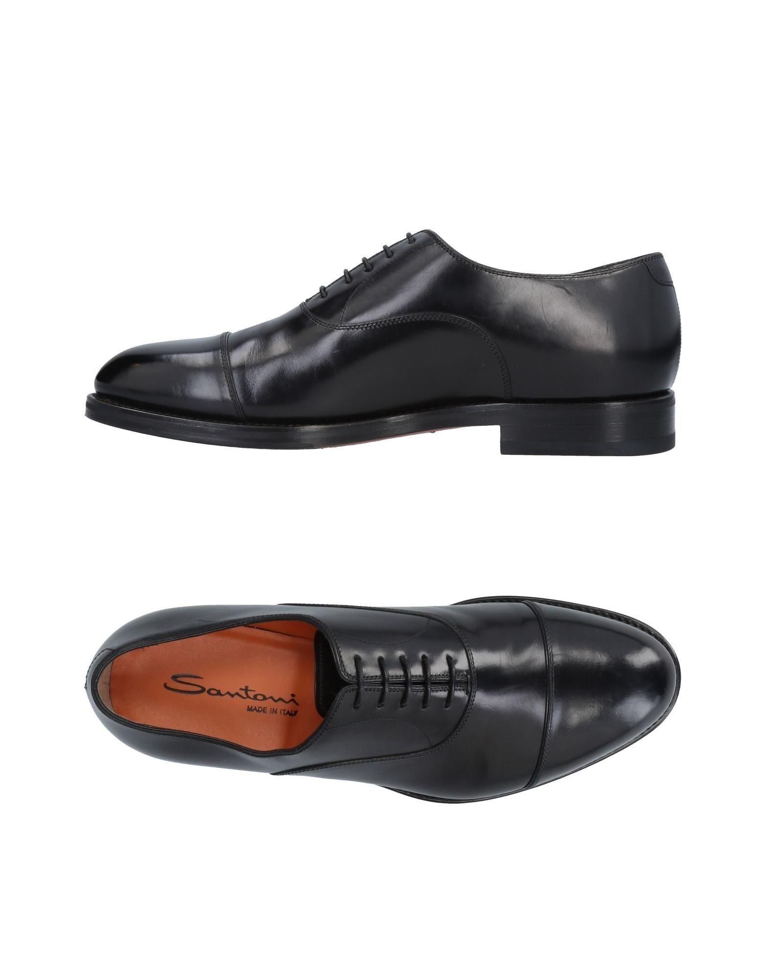 Santoni Schnürschuhe Herren  11478883DO Gute Qualität beliebte Schuhe
