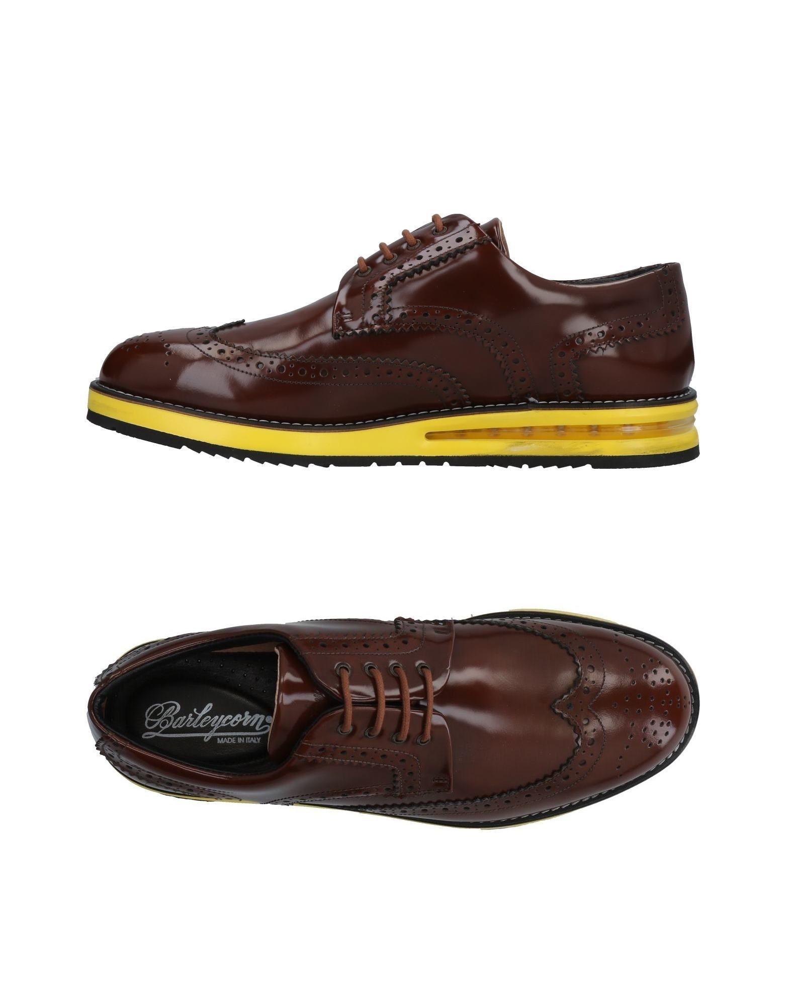 Rabatt echte Schuhe Barleycorn Schnürschuhe Herren  11478920LQ