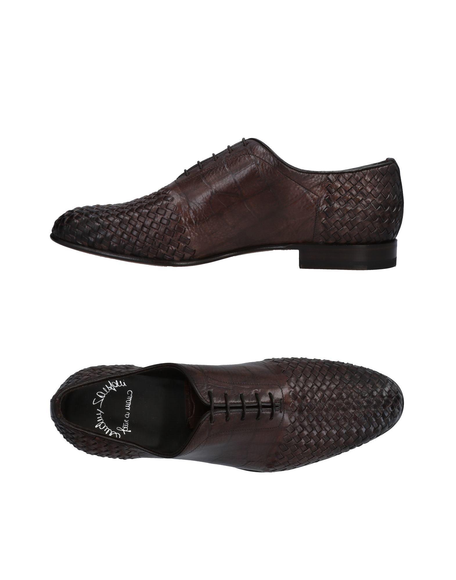 Santoni Schnürschuhe Herren  11478931JL Gute Qualität beliebte Schuhe