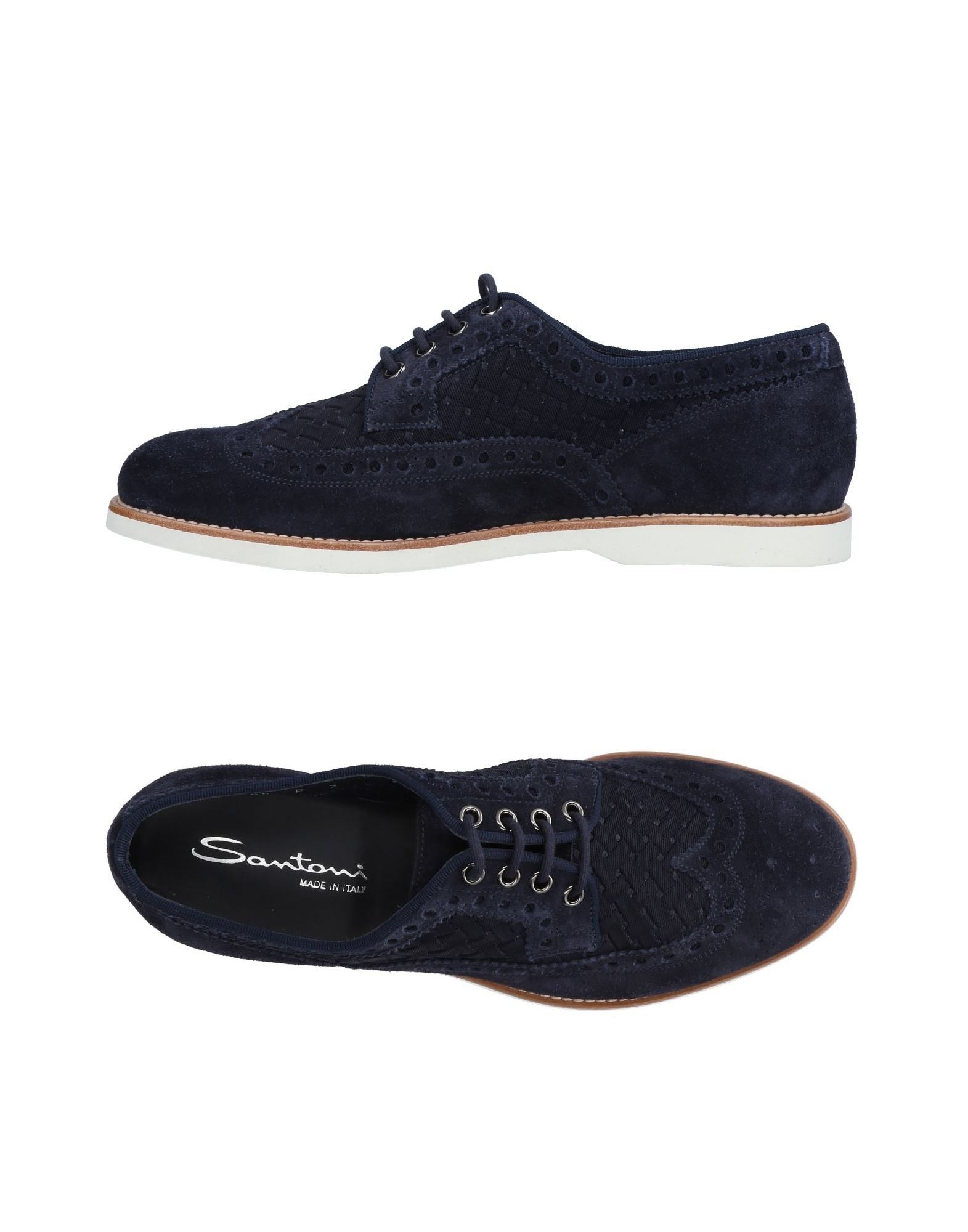 Santoni Schnürschuhe Herren  11478964OK Gute Qualität beliebte Schuhe