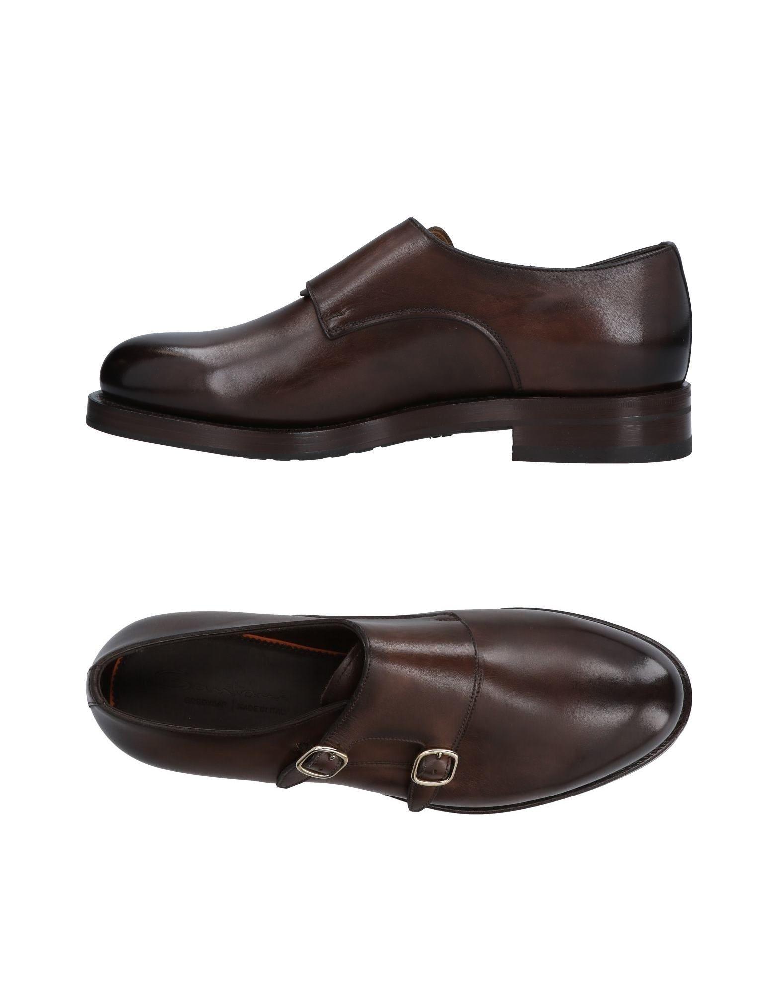 Günstige und modische Schuhe Santoni Mokassins Herren  11478978DG