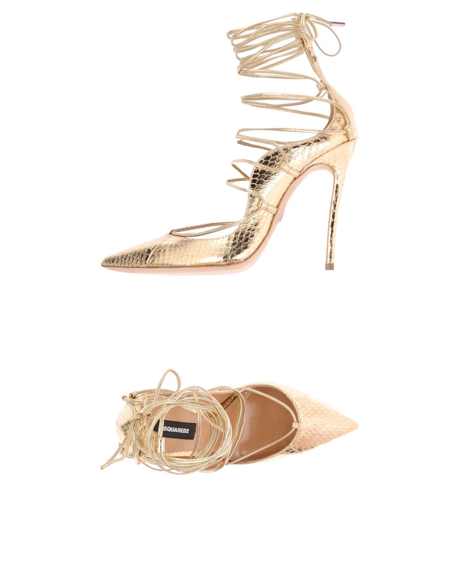 Dsquared2 Pumps Damen  11478982WWGünstige gut aussehende Schuhe