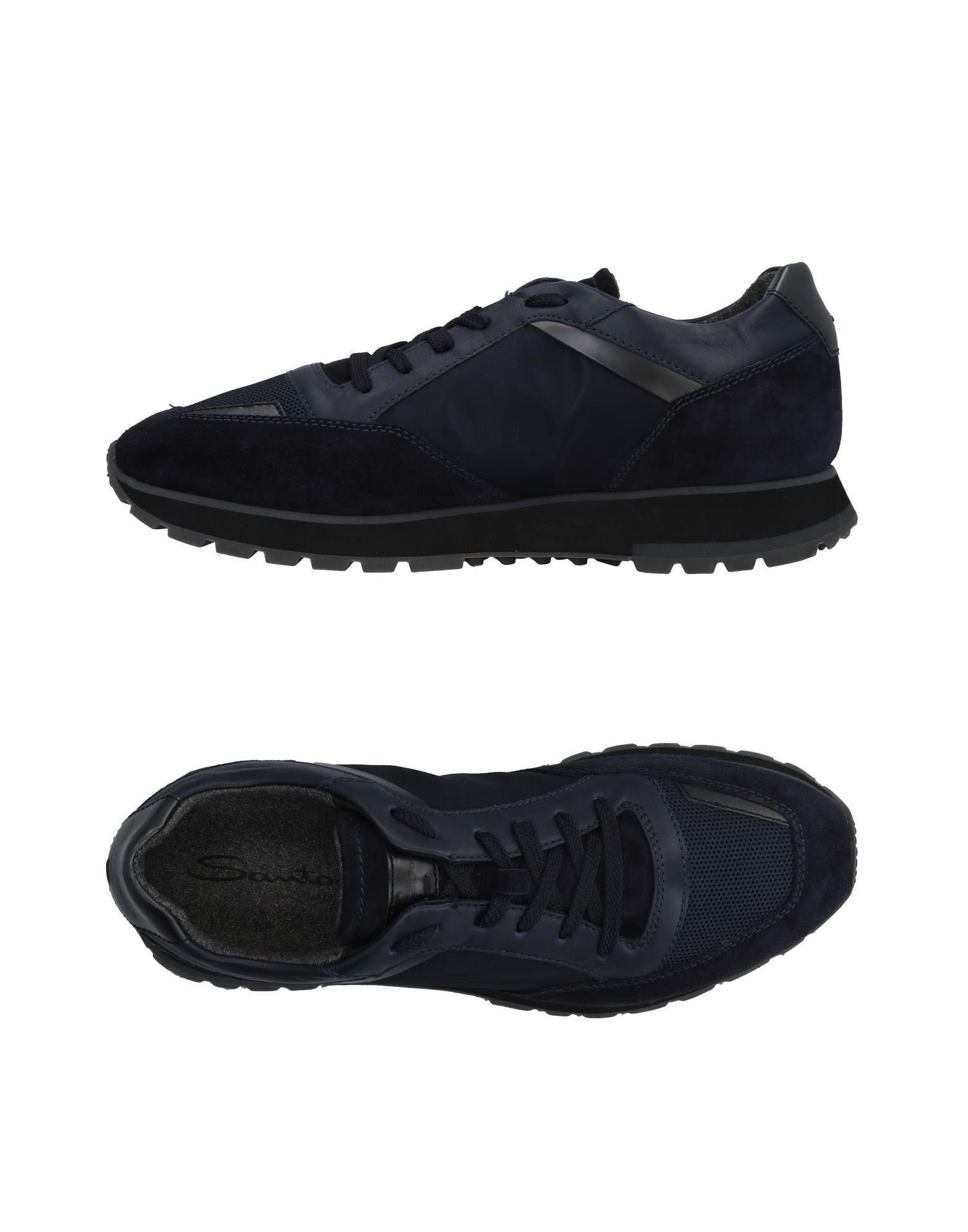 Zapatos Zapatillas casuales salvajes  Zapatillas Santoni Hombre - Zapatillas Zapatos Santoni 87abdd