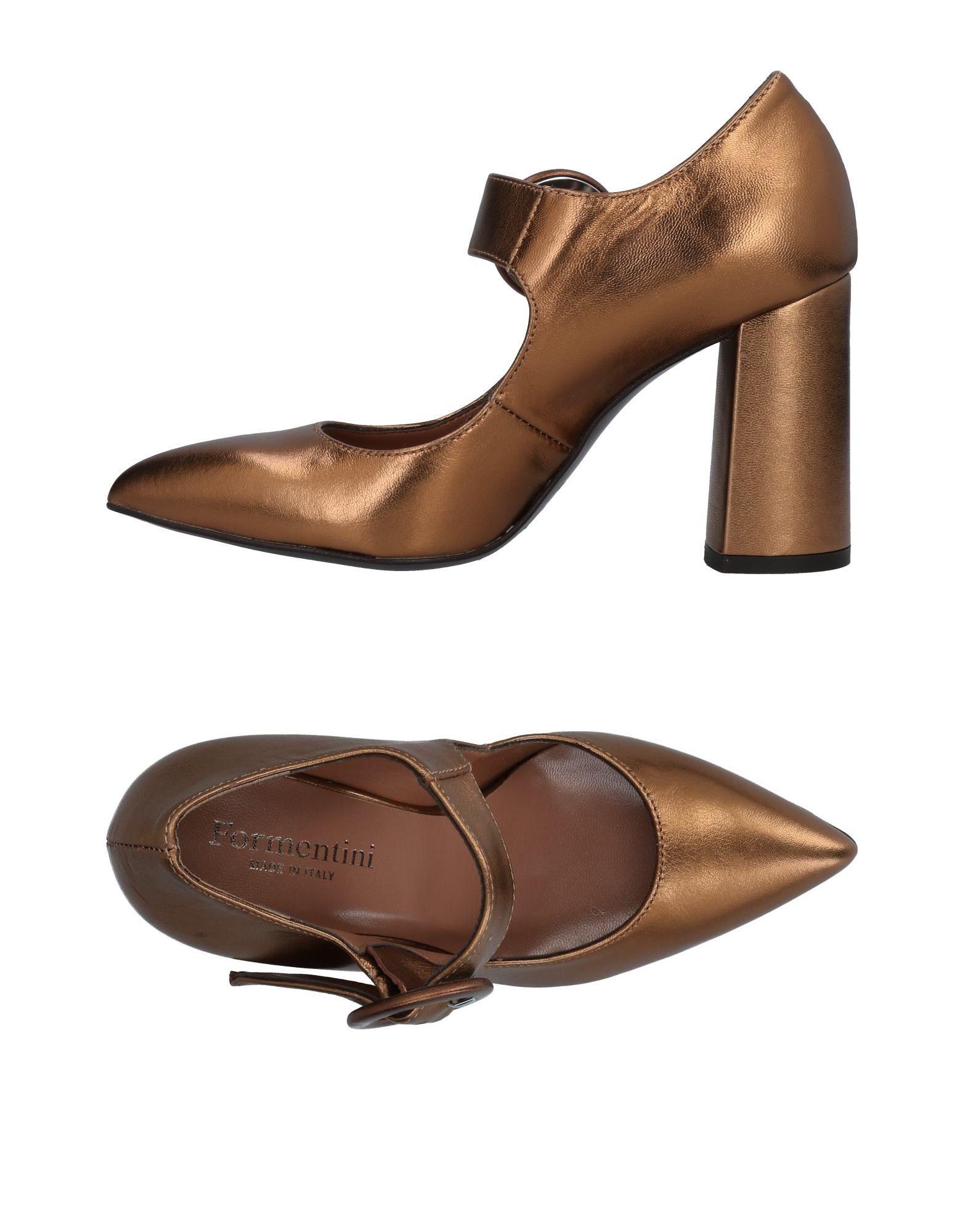 Escarpins Formentini Femme - Escarpins Formentini Bronze Meilleur modèle de vente