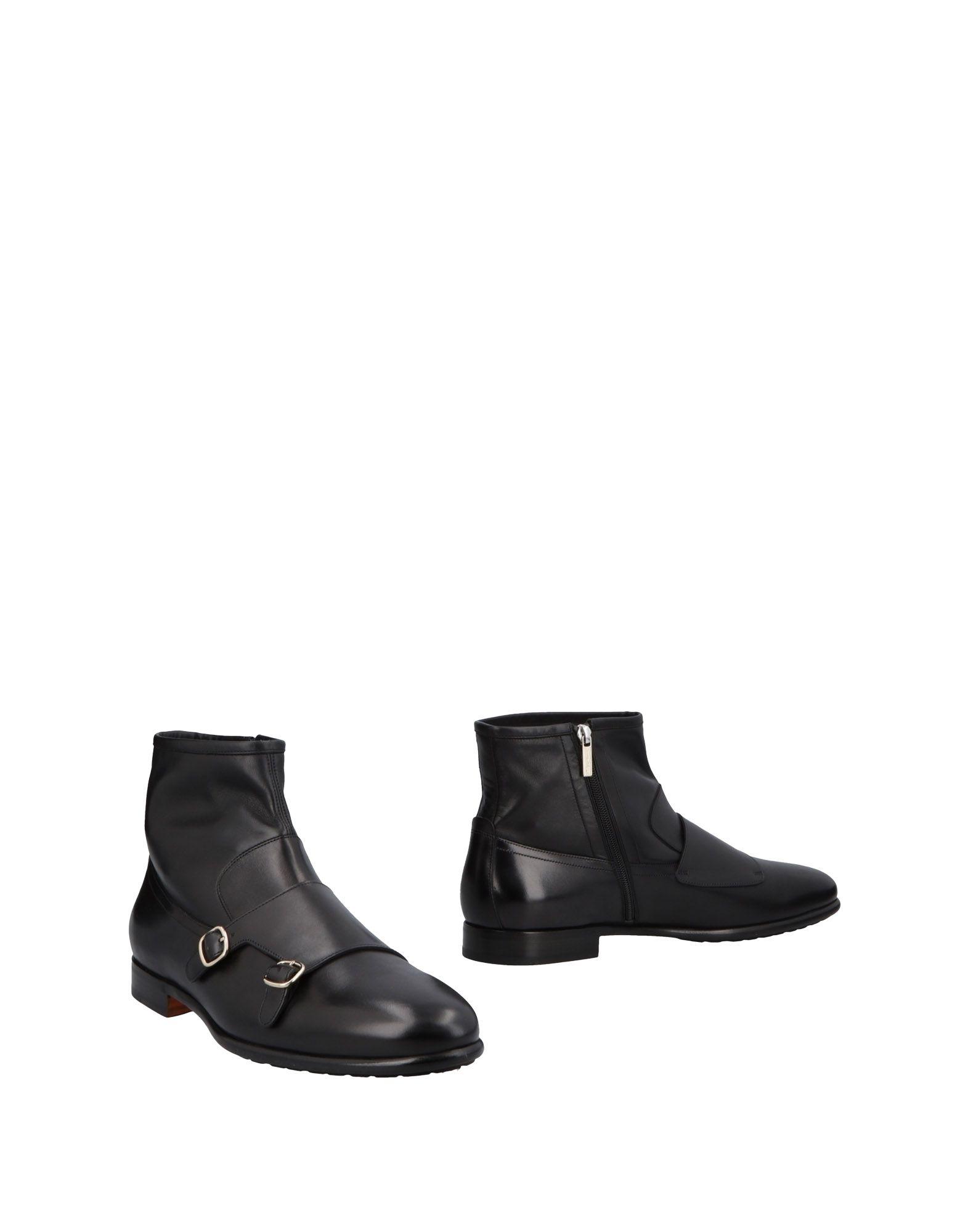 Santoni Stiefelette Herren  11479054NX Gute Qualität beliebte Schuhe