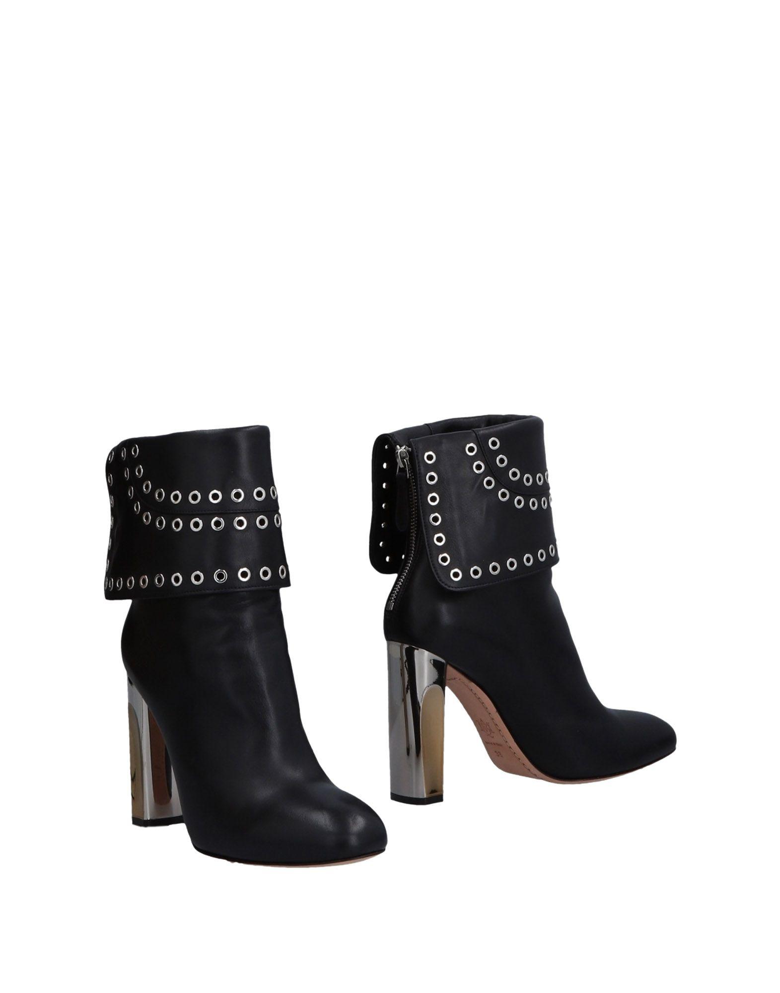 Alexander Mcqueen Stiefelette Damen  11479063VDGünstige gut aussehende Schuhe