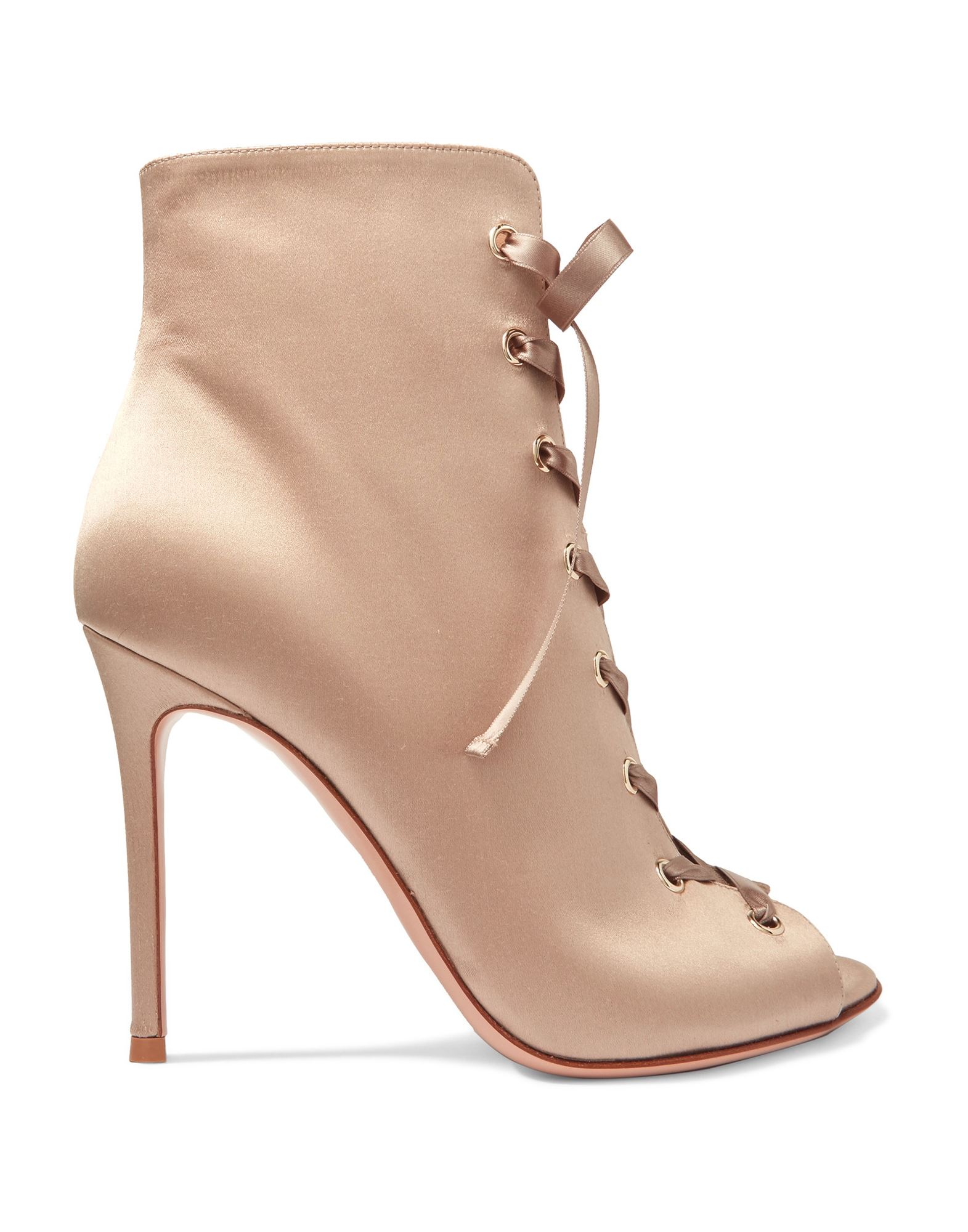 Bottine Gianvito Rossi Femme - Bottines Gianvito Rossi Beige Dernières chaussures discount pour hommes et femmes