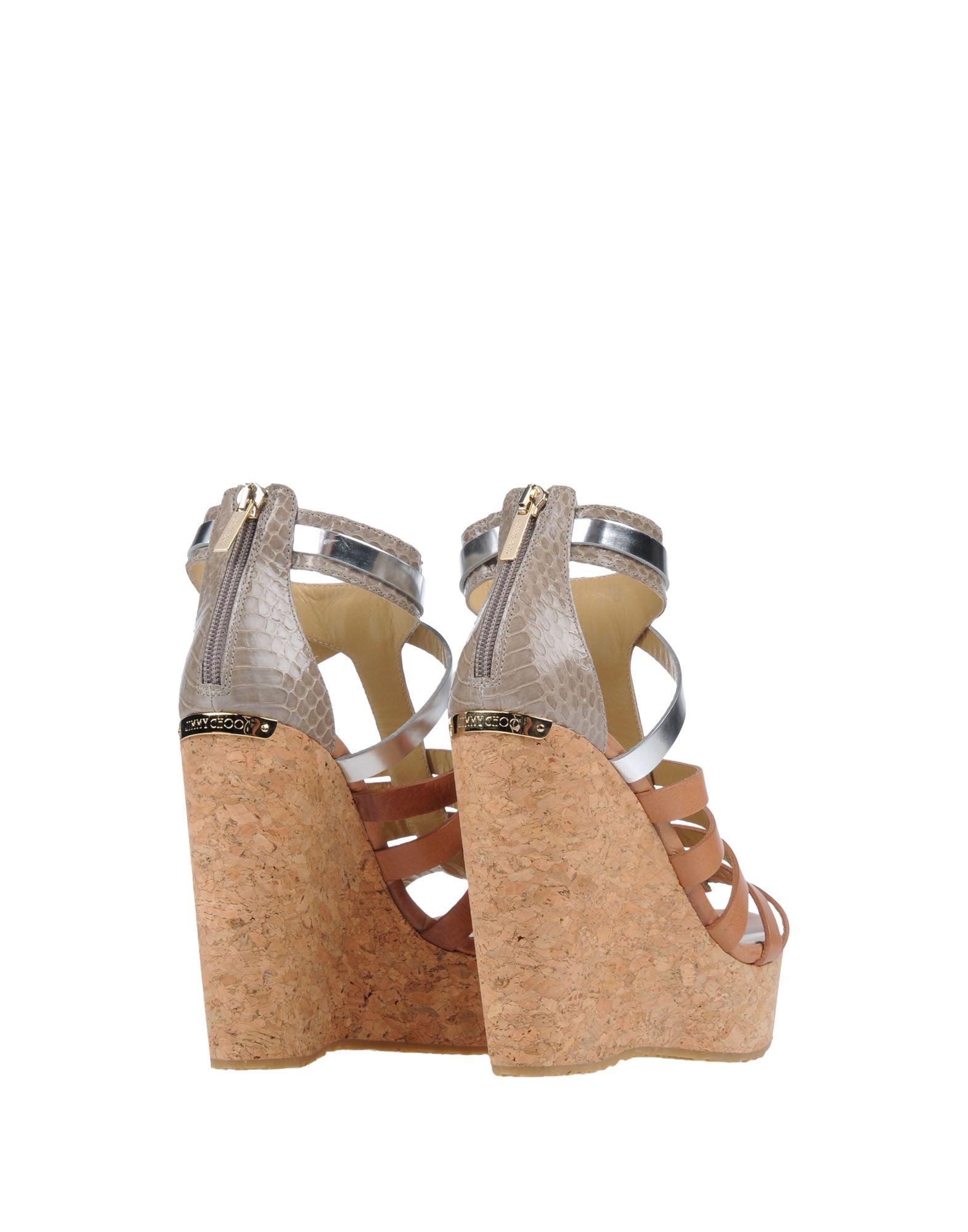 Jimmy Choo Sandalen Damen  Schuhe 11479161QWGünstige gut aussehende Schuhe  23b8de