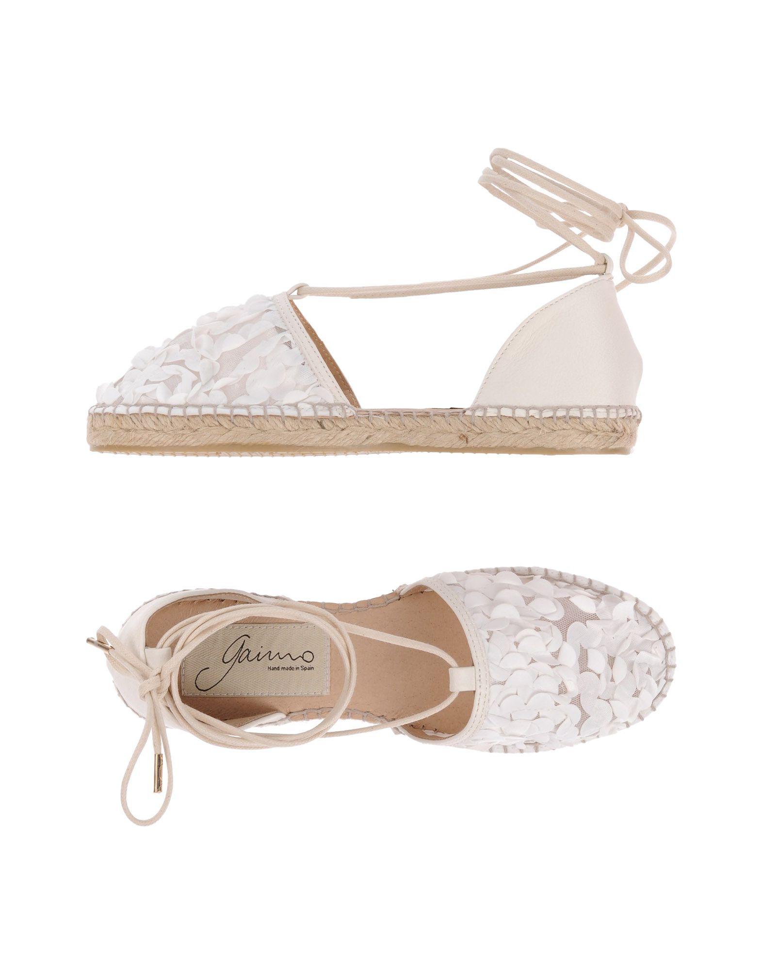 Günstige und modische Schuhe Gaimo Espadrilles Damen  11479226JJ