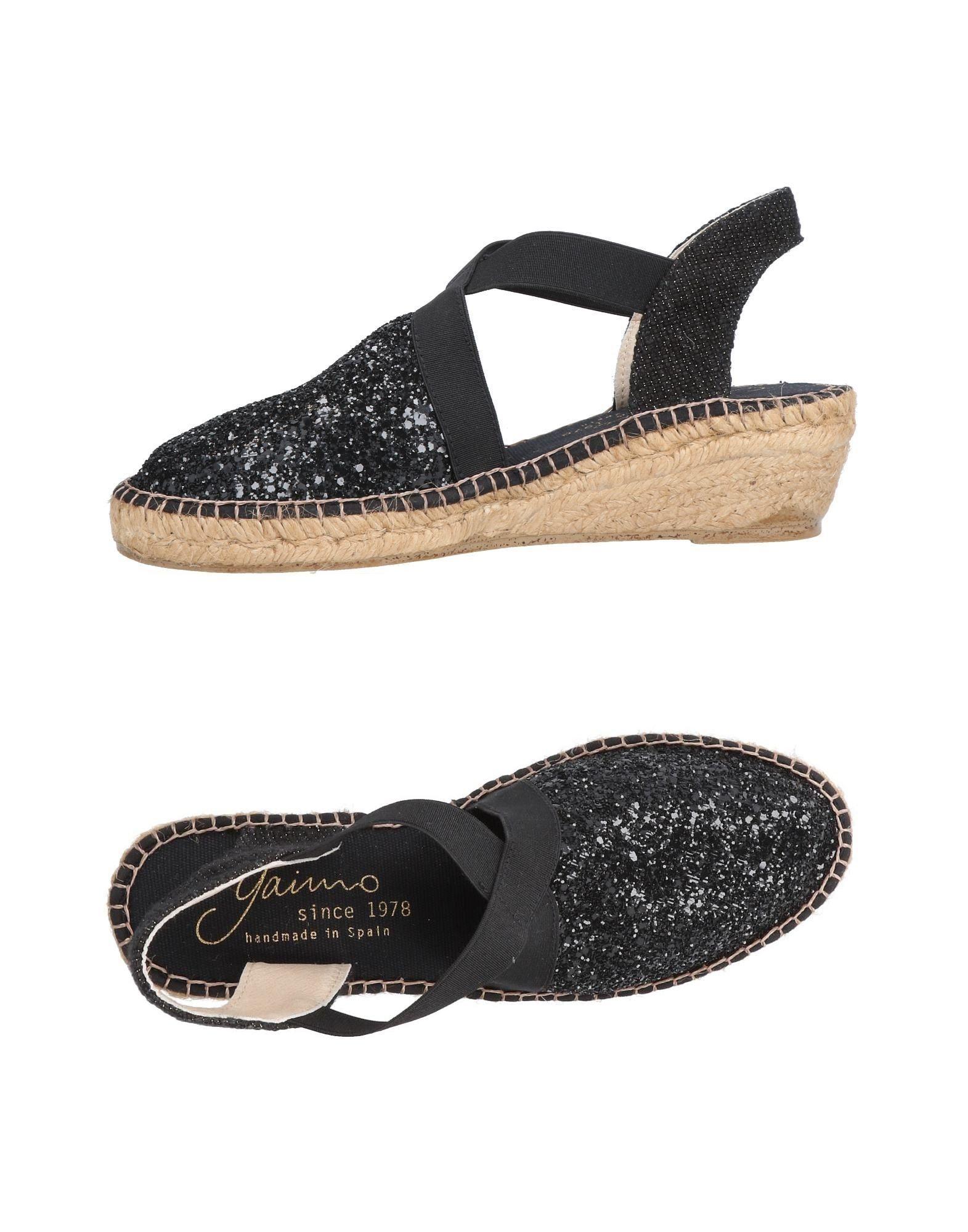 Günstige und modische Schuhe Gaimo Espadrilles Damen  11479236HD