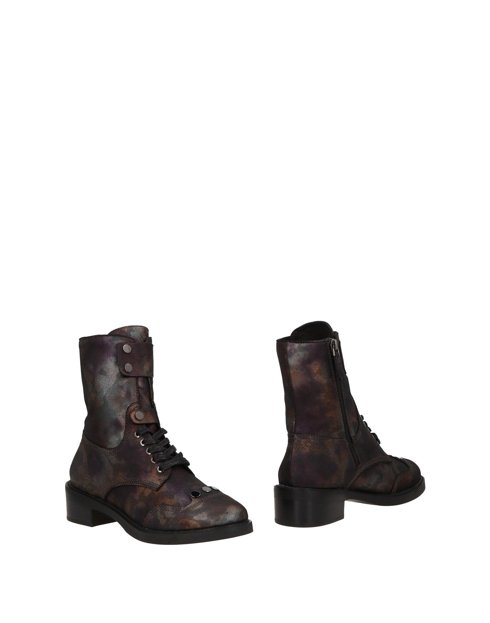 Bottine Lola Cruz Femme - Bottines Lola Cruz Violet Chaussures casual sauvages
