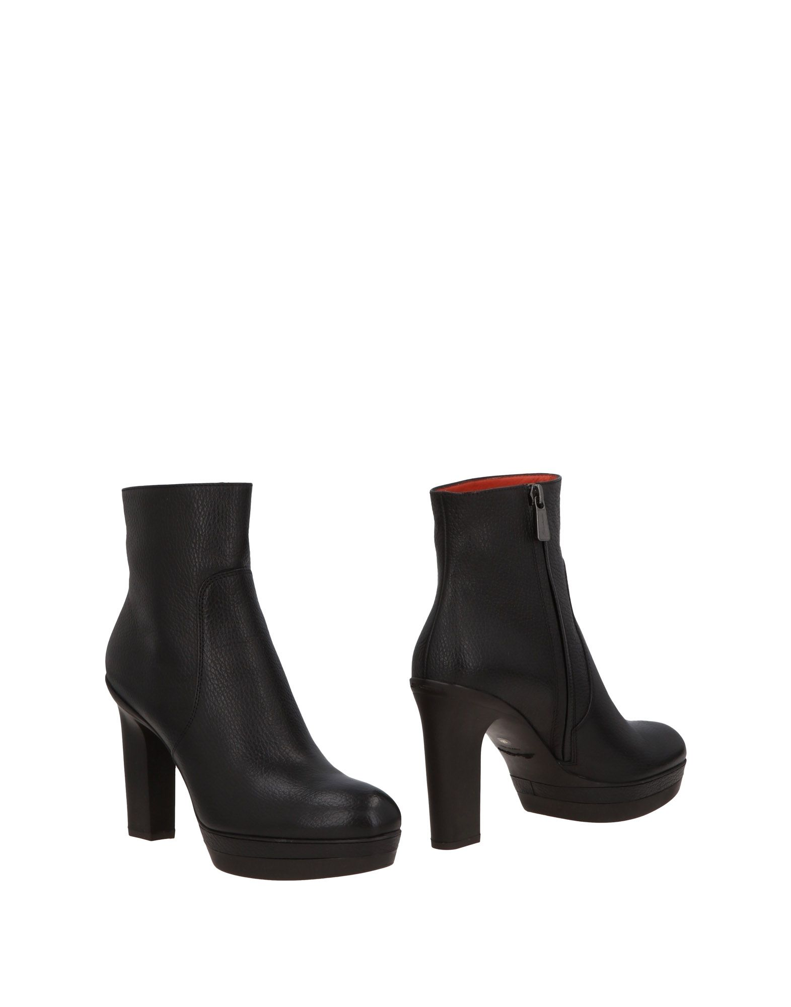 Santoni Stiefelette aussehende Damen  11479326NUGünstige gut aussehende Stiefelette Schuhe d01f08
