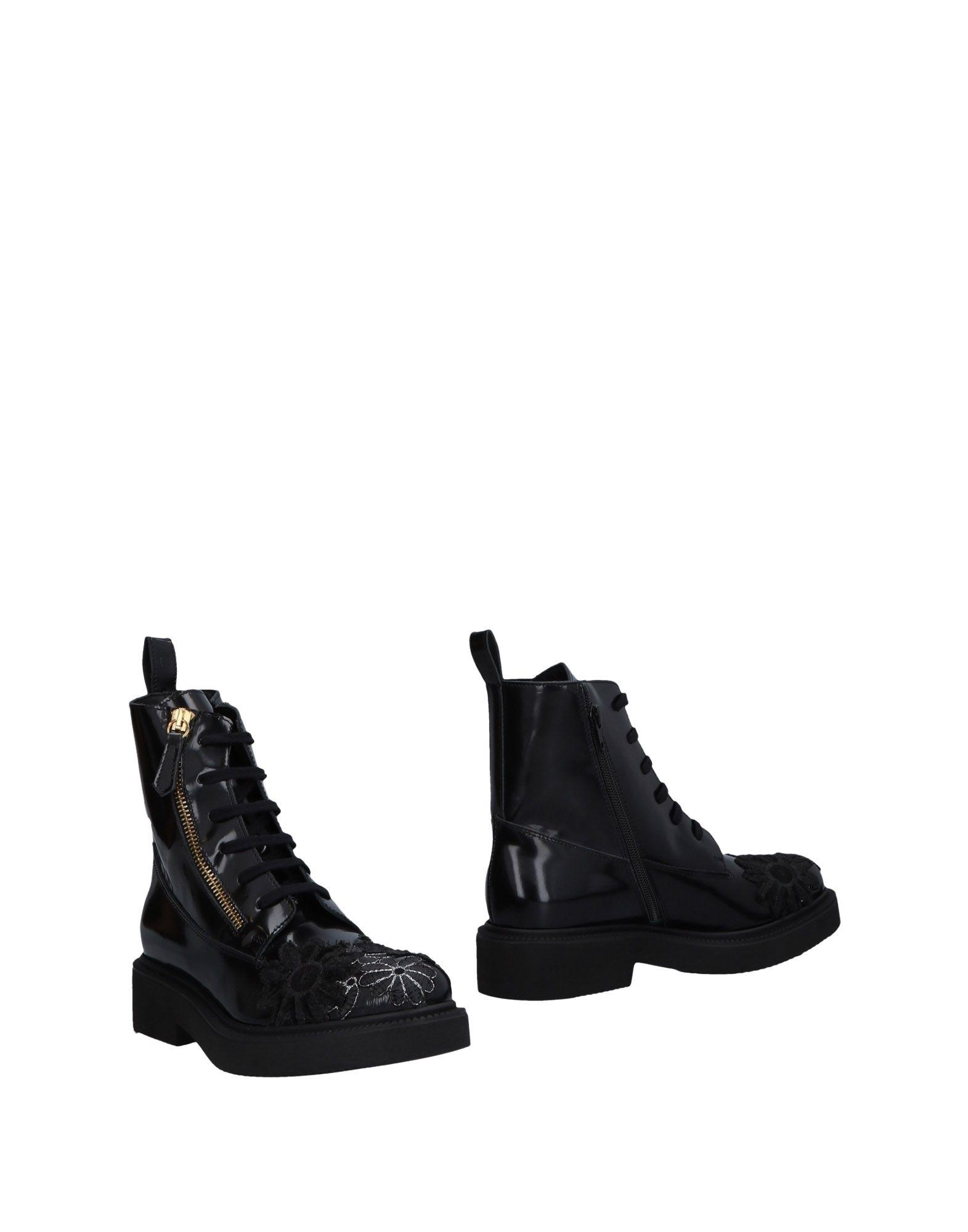 Sgn Giancarlo Paoli aussehende Stiefelette Damen  11479345GBGut aussehende Paoli strapazierfähige Schuhe bc51ae