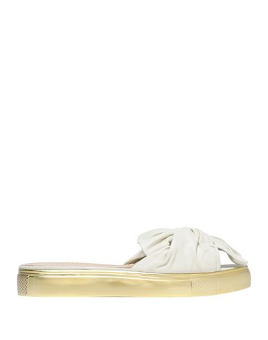 Charlotte Olympia Sandals In White