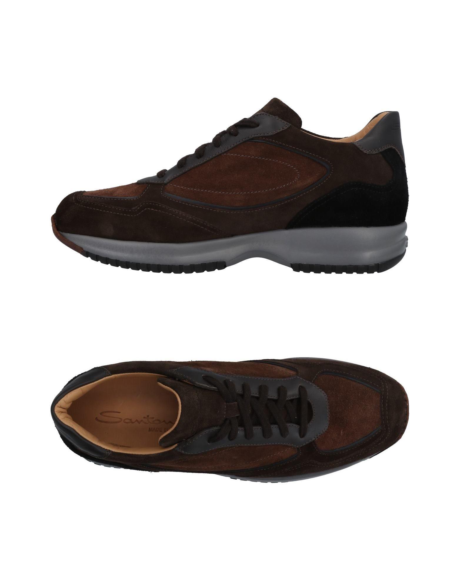 Santoni Sneakers Herren  11479370NB Gute Qualität beliebte Schuhe