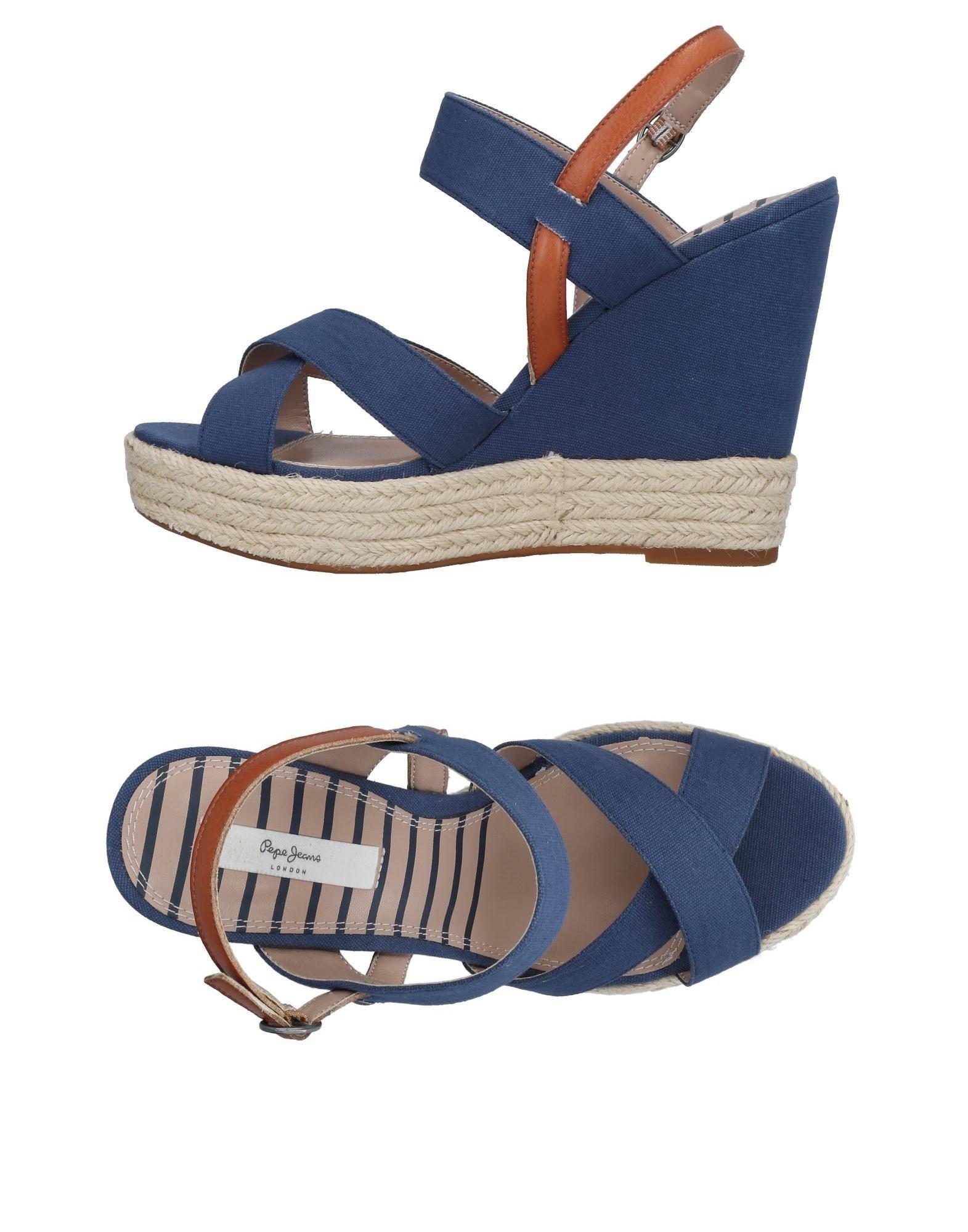 Sandales Pepe Jeans Femme - Sandales Pepe Jeans sur
