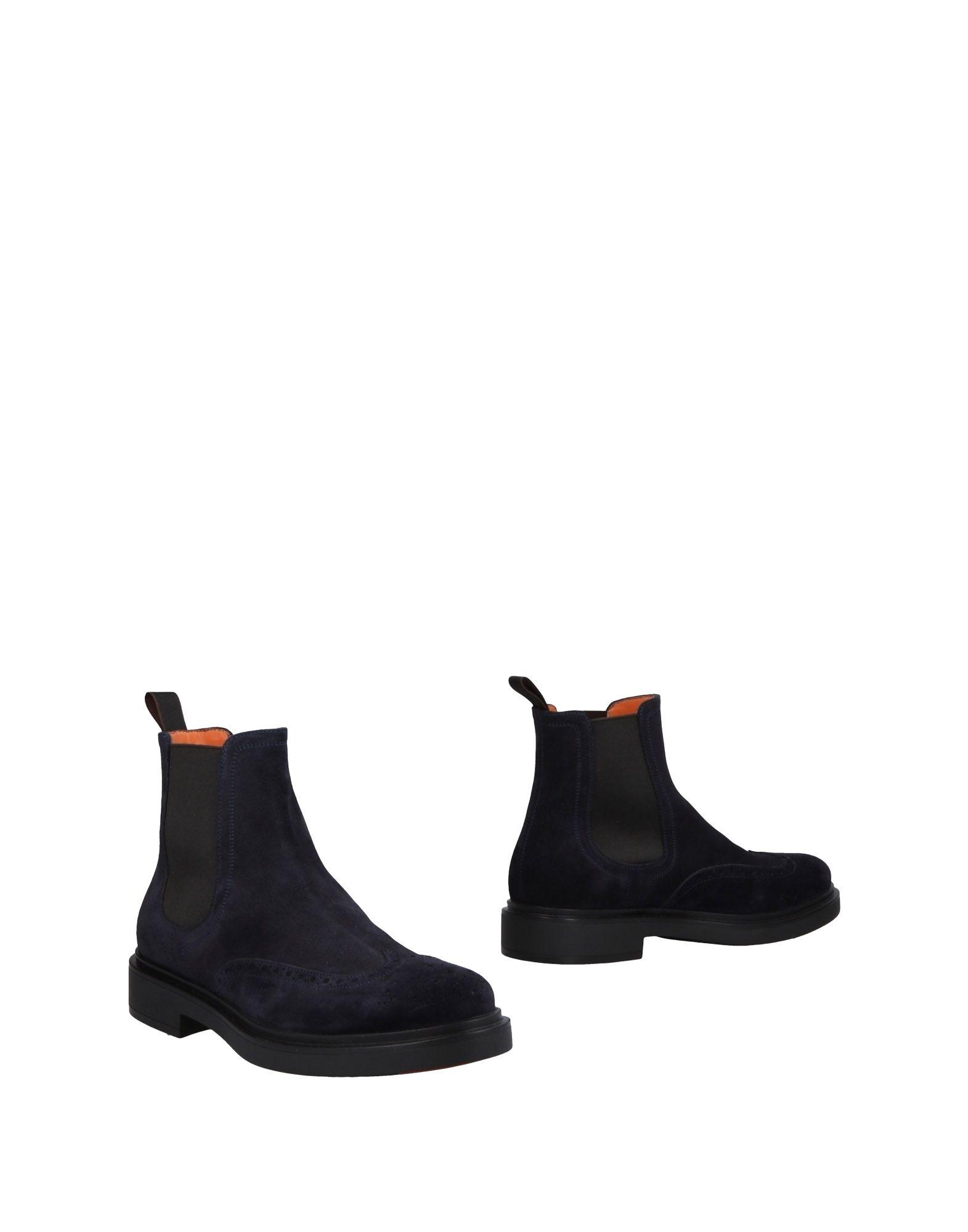 Santoni Stiefelette Herren  11479441QH Gute Qualität beliebte Schuhe