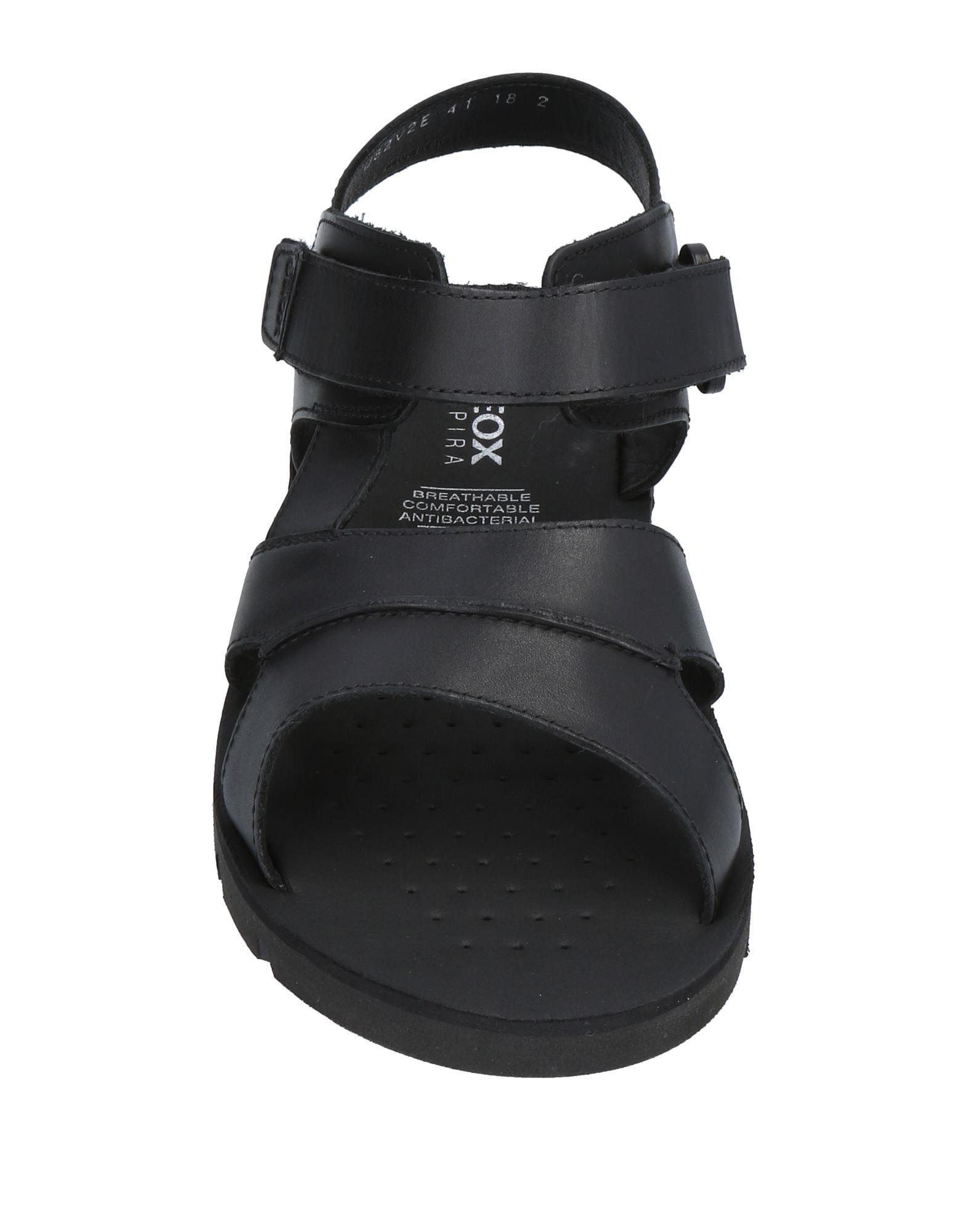 Geox Geox  Sandalen Herren  11479507MN Heiße Schuhe 9b80ad