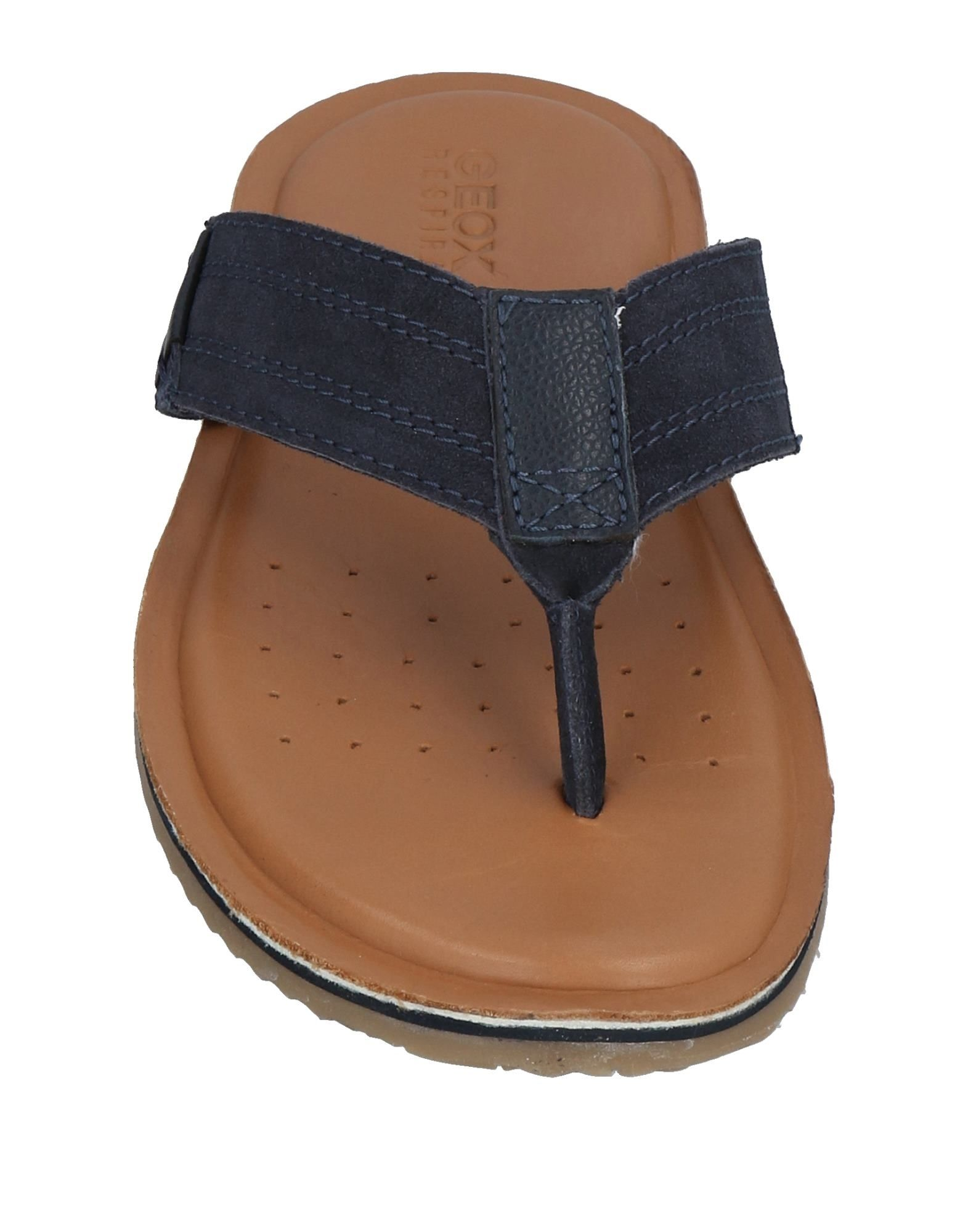 Rabatt echte Schuhe Geox Dianetten Herren  11479511SJ