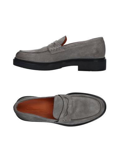 Zapatos con descuento Mocasín Santoni Hombre - Mocasines Santoni - 11479520XI Gris