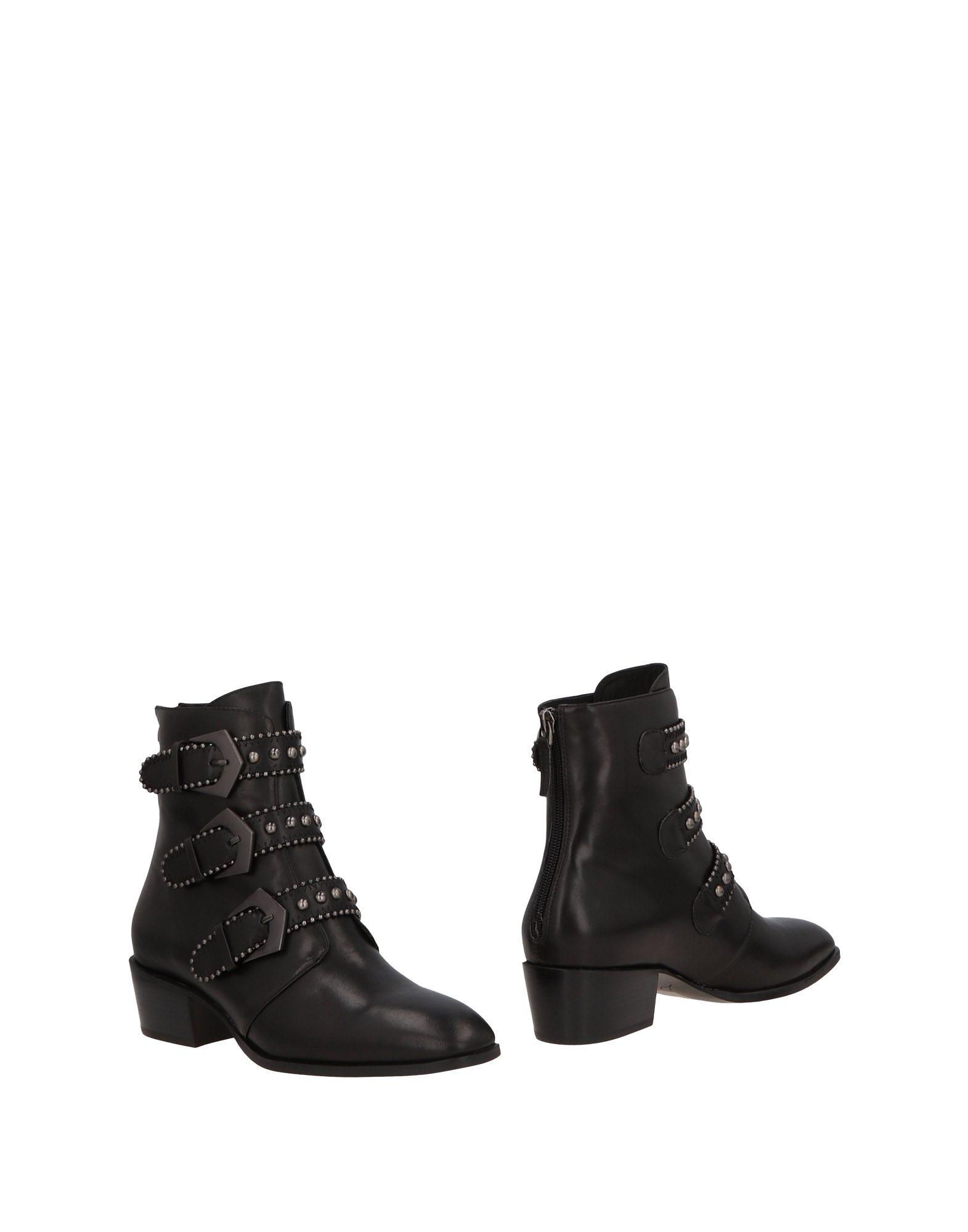 Bottine Lola Cruz Femme - Bottines Lola Cruz Noir Nouvelles chaussures pour hommes et femmes, remise limitée dans le temps