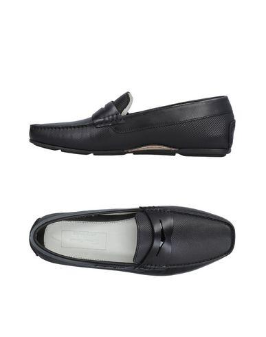 Zapatos con descuento Mocasín Santoni Hombre - Mocasines Santoni - 11479547BL Negro