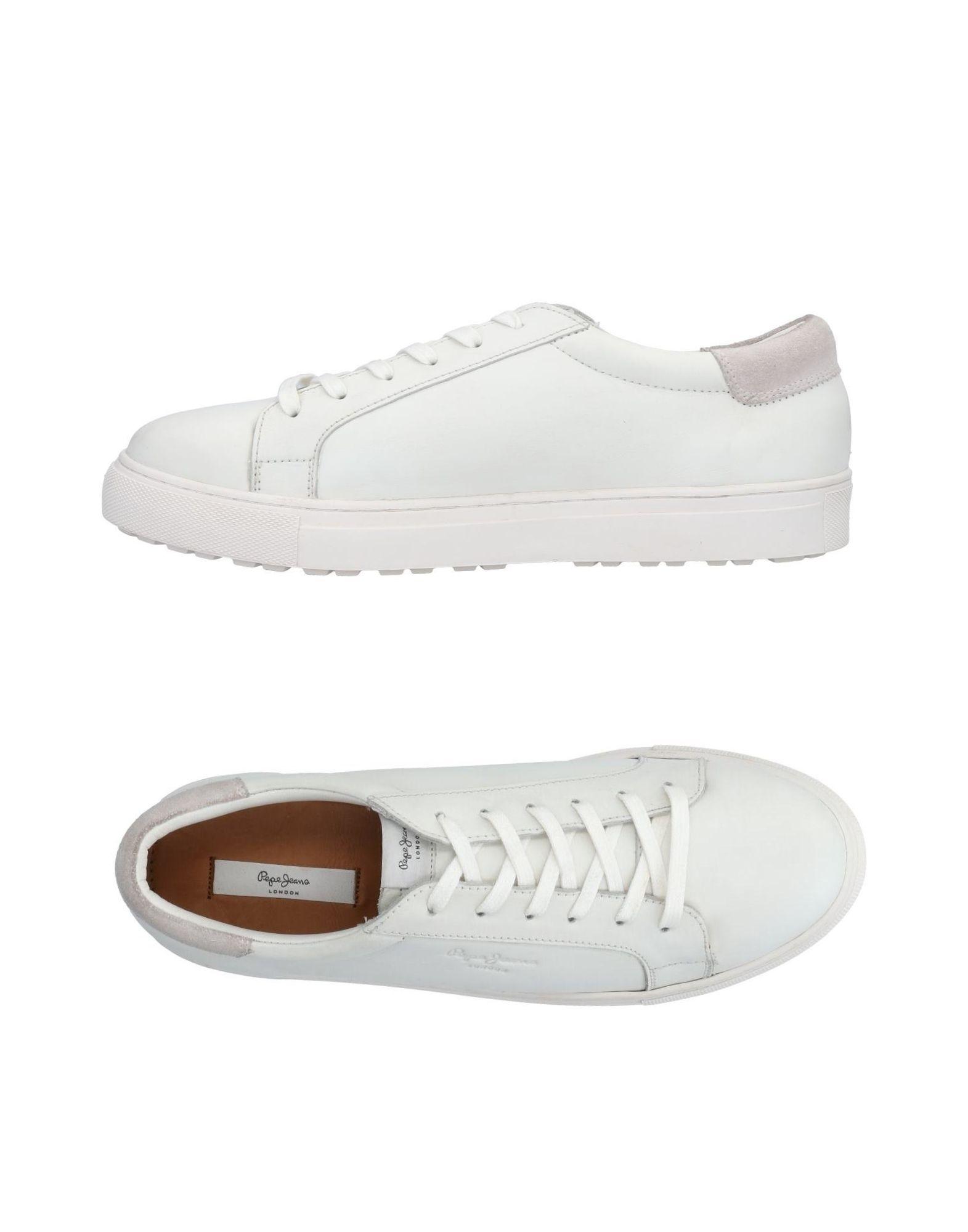 Pepe Jeans Sneakers Herren  11479554QF Neue Schuhe
