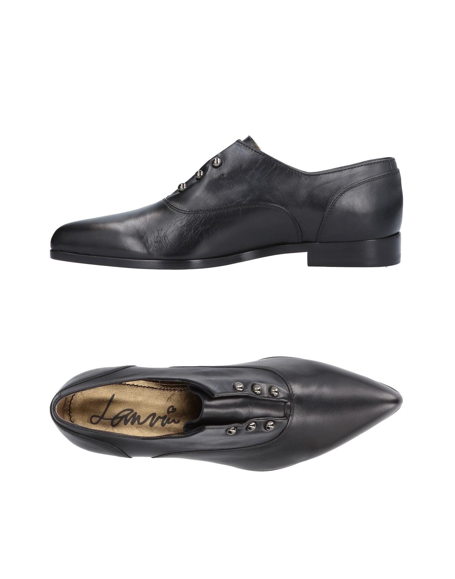 Stilvolle billige Schuhe Lanvin Mokassins Damen  11479555CB