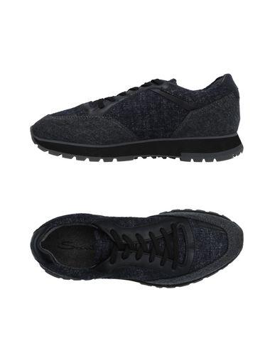 Zapatos con descuento Zapatillas Santoni Hombre - Zapatillas Santoni - 11479560PM Azul francés