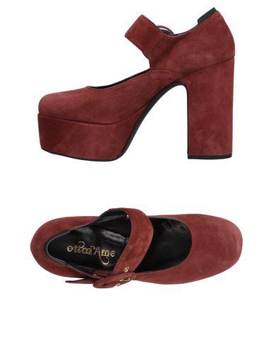 Zapatos casuales salvajes Zapato De Salón Cafènoir Mujer - Salones Cafènoir - 44663827CH Café