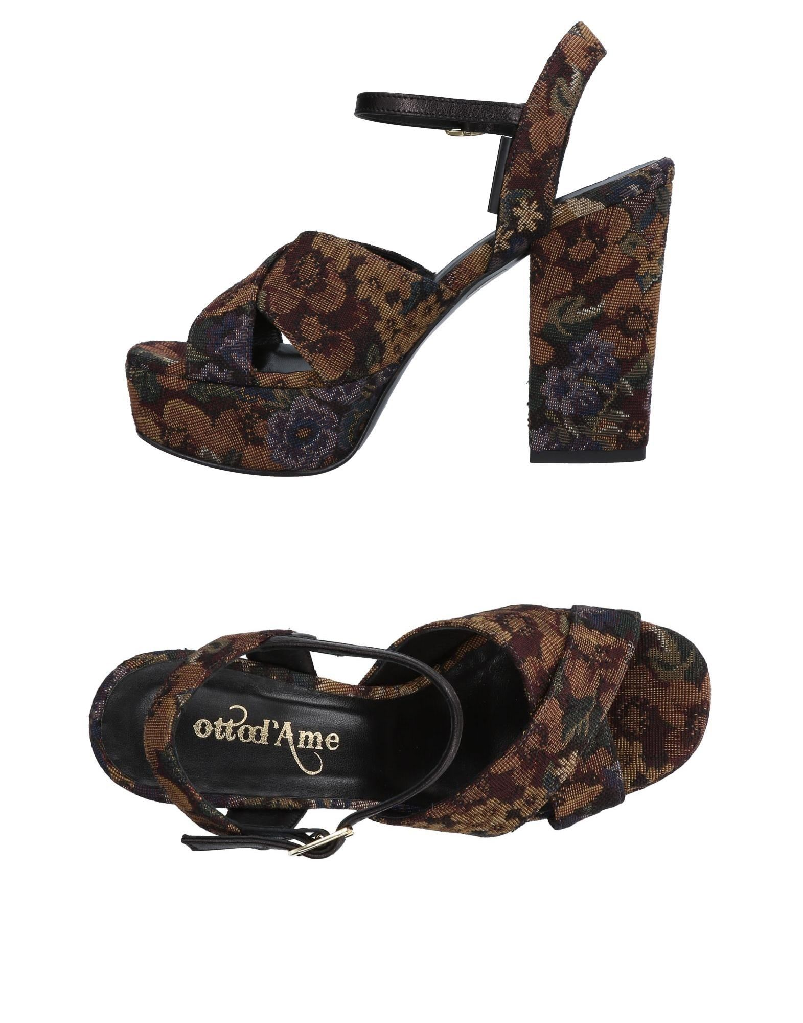 Ottod'ame on Sandals - Women Ottod'ame Sandals online on Ottod'ame  Canada - 11479621JW 8a9a8e