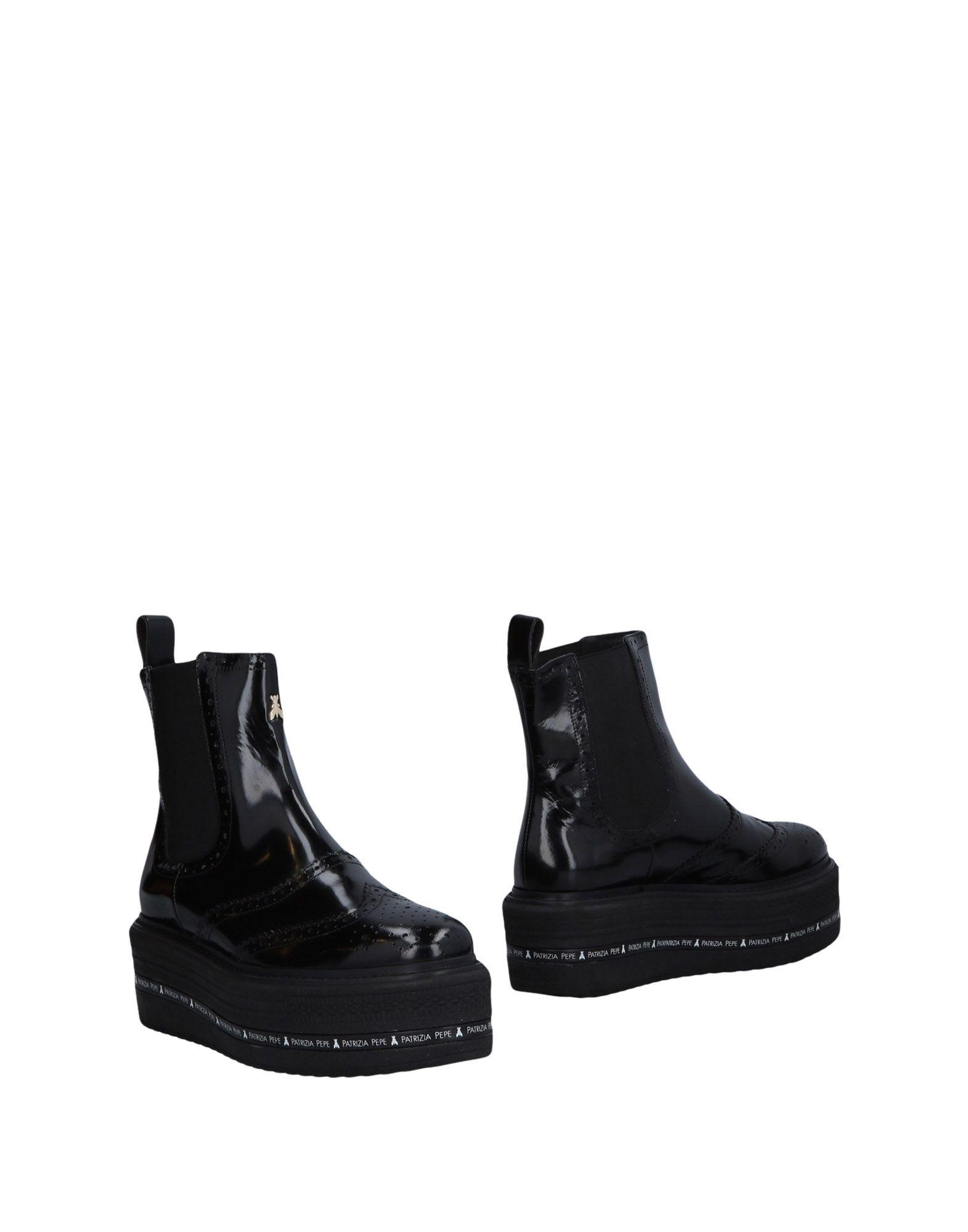 Stilvolle billige Schuhe Schuhe Schuhe Patrizia Pepe Chelsea Boots Damen  11479630BE 58f3b4