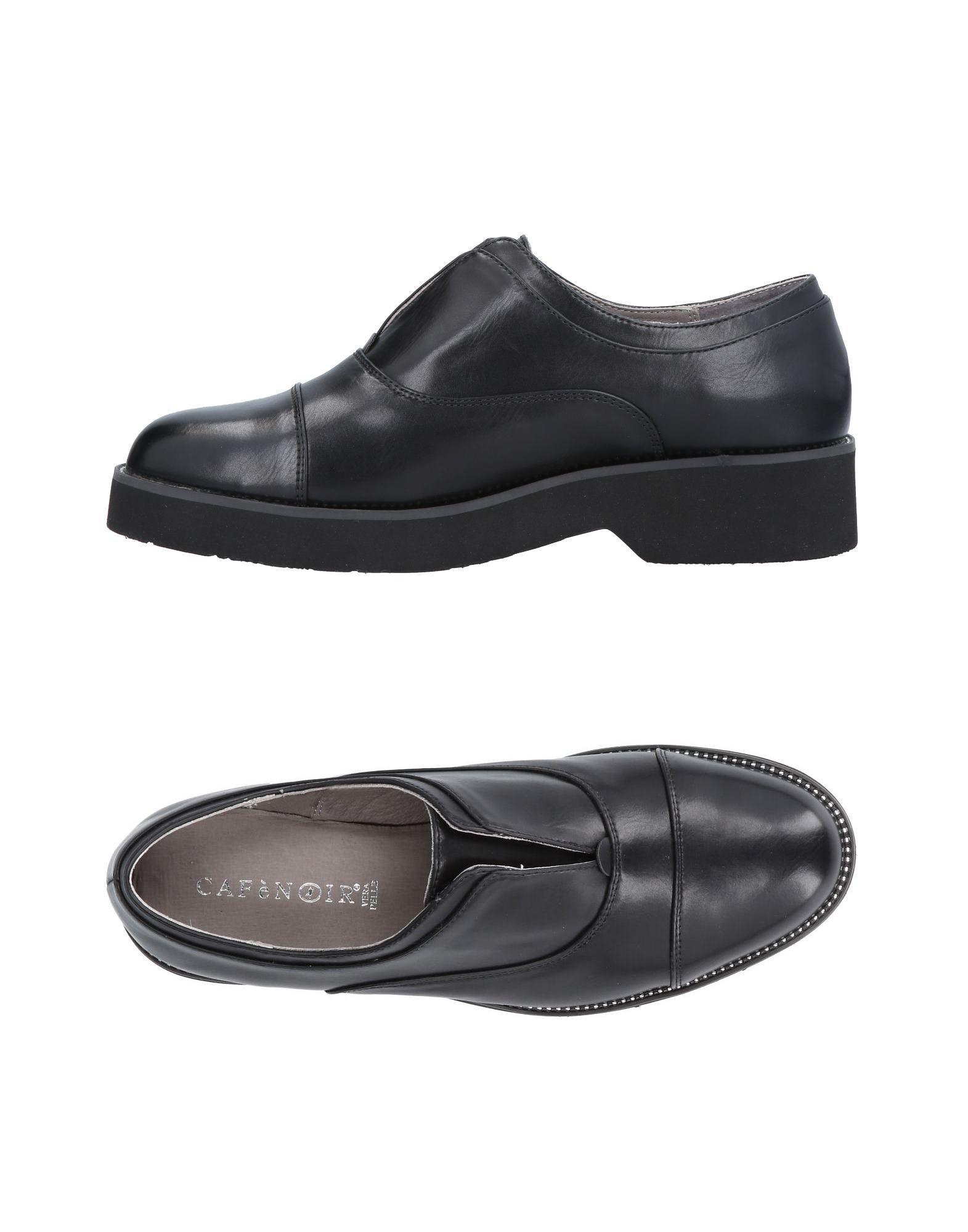 Los hombres últimos zapatos de descuento para hombres Los y mujeres Mocasín Cafènoir Mujer - Mocasines Cafènoir  Negro 2975fe