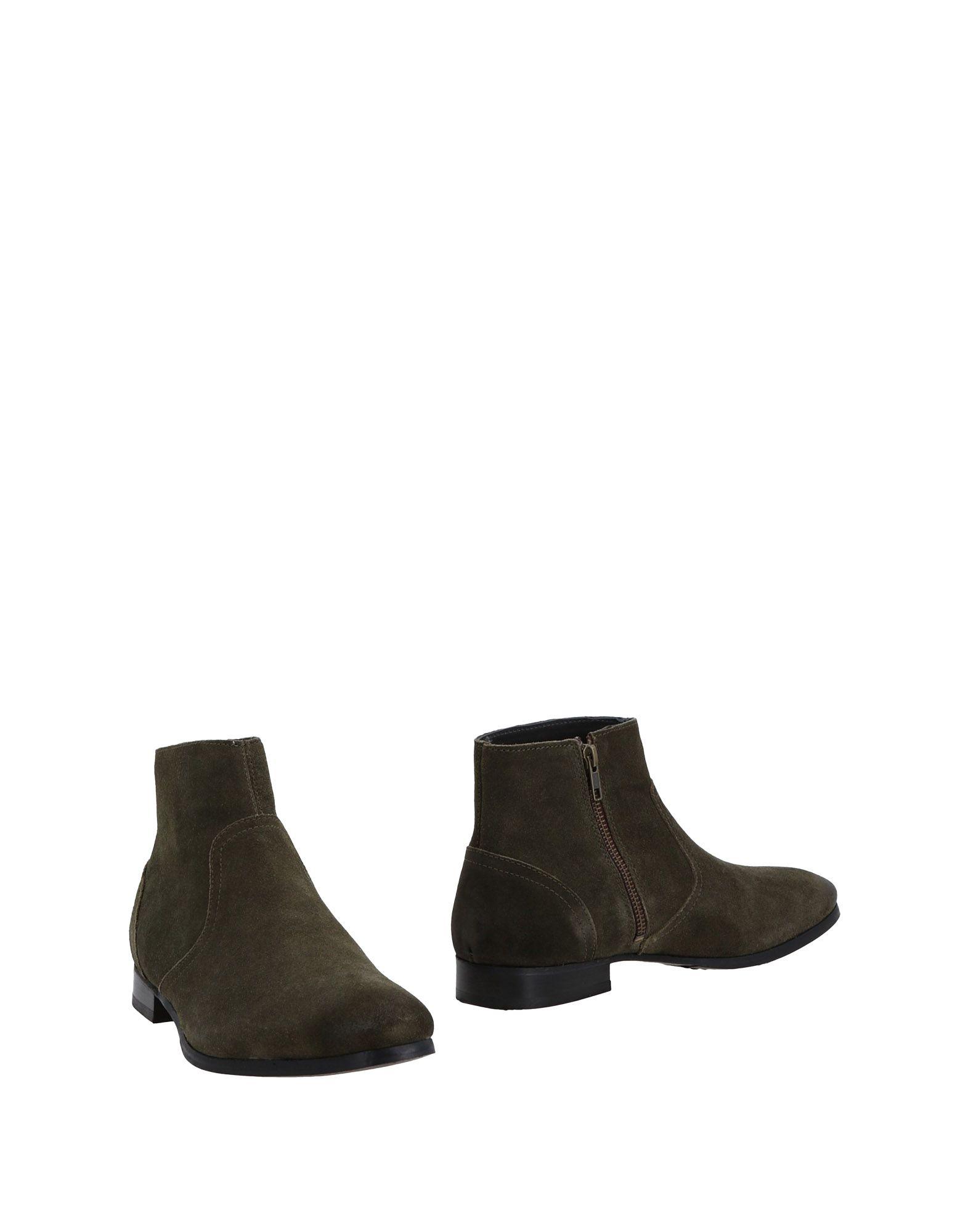 Rabatt echte Schuhe Frank Wright Stiefelette Herren  11479678JV