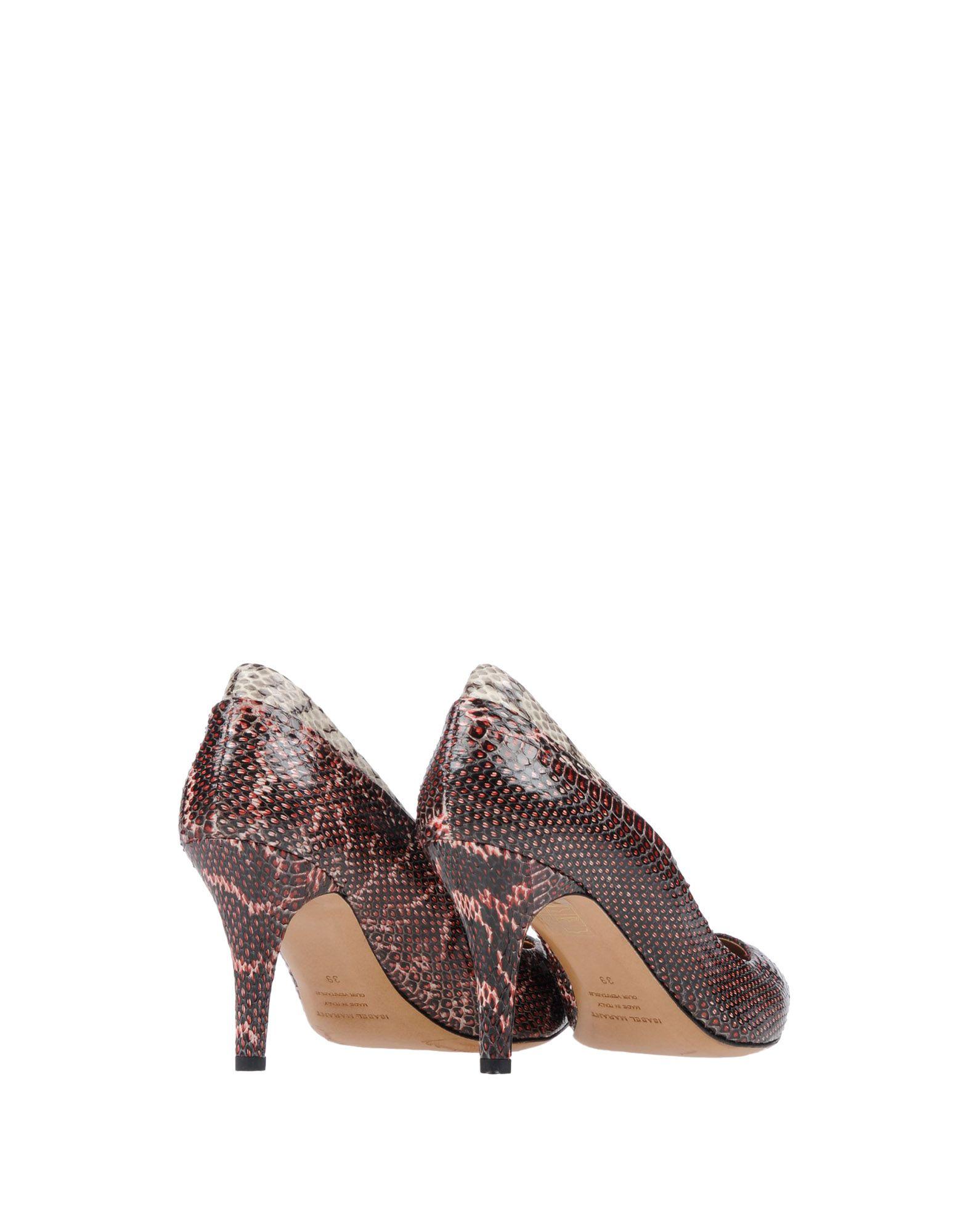 Rabatt Schuhe Pumps Isabel Marant Pumps Schuhe Damen  11479684GK 448680