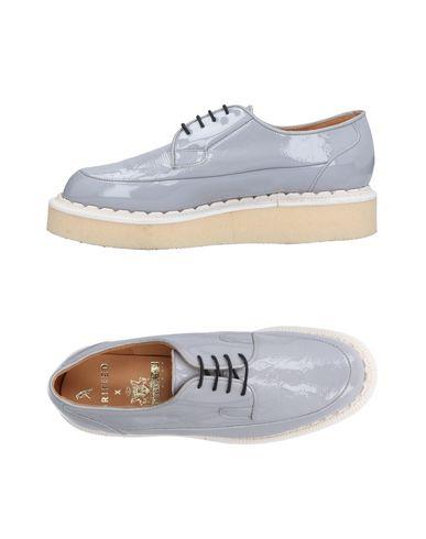 huge discount 86def 5f977 Zapato De Cordones George Cox Mujer - Zapatos De Cordones George Cox -  11479726VX Gris perla