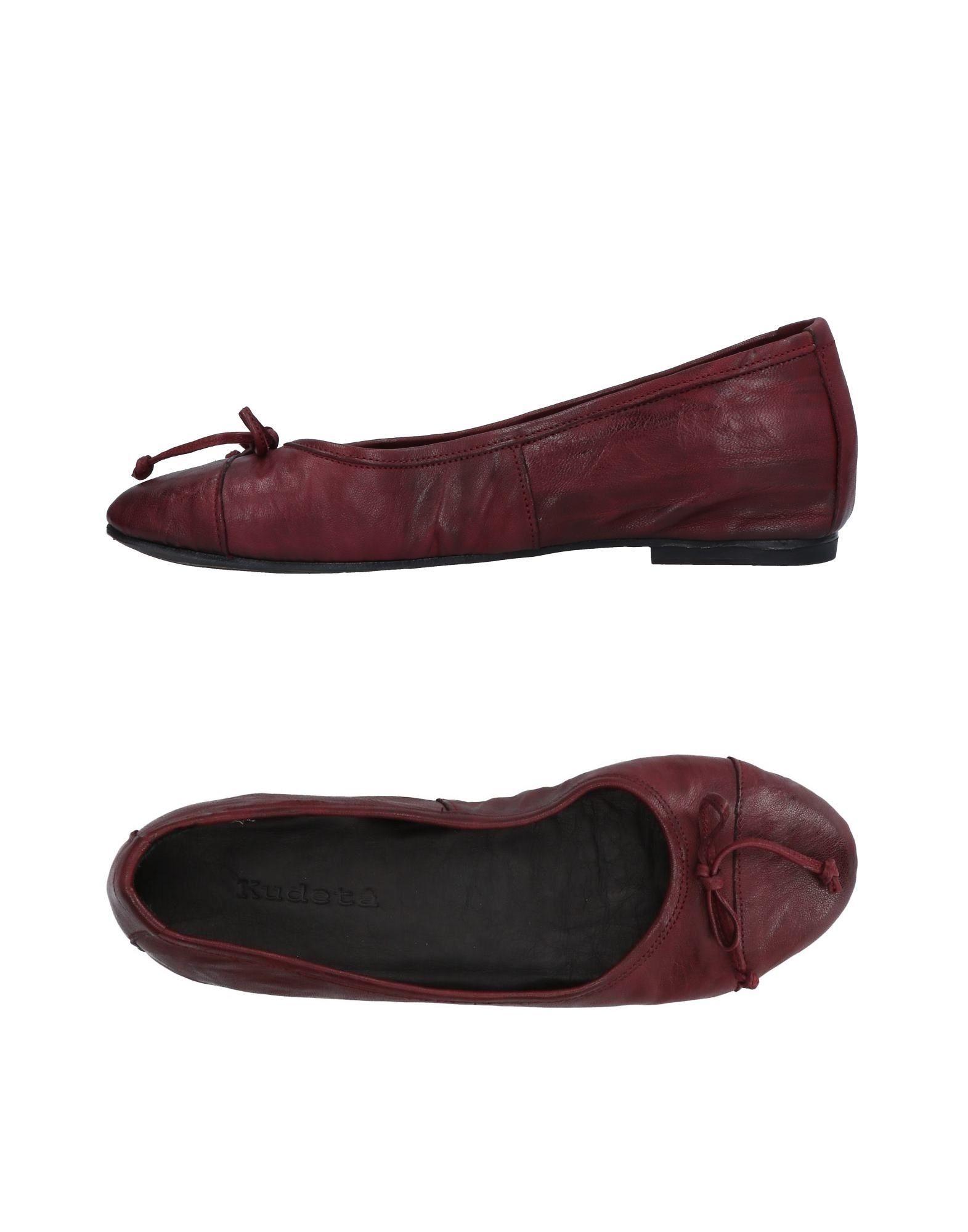 Kudetà Ballerinas Damen  11479849XT Gute Qualität beliebte Schuhe
