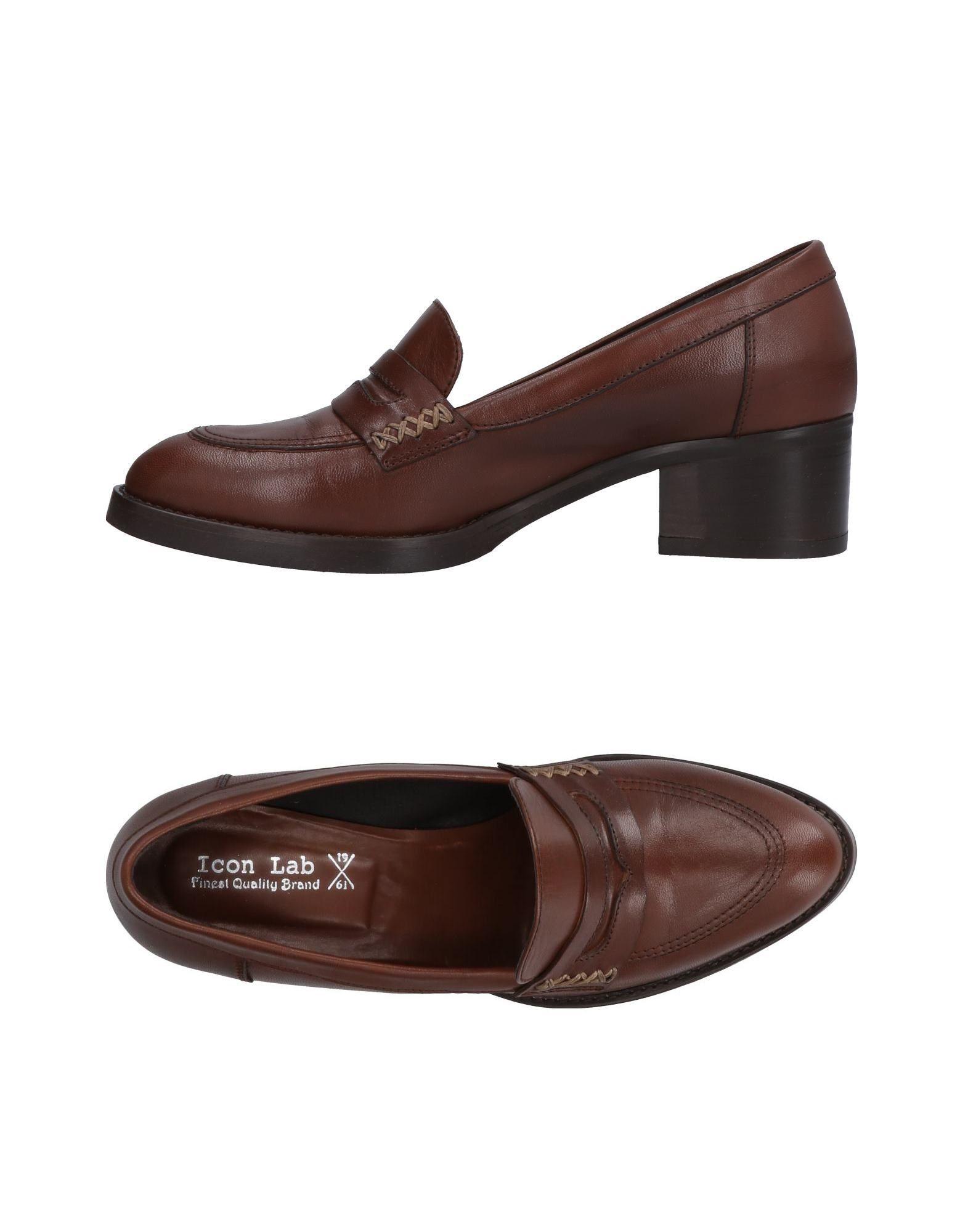 Icon Lab 1961 Mokassins Damen  11479897VU Gute Qualität beliebte Schuhe