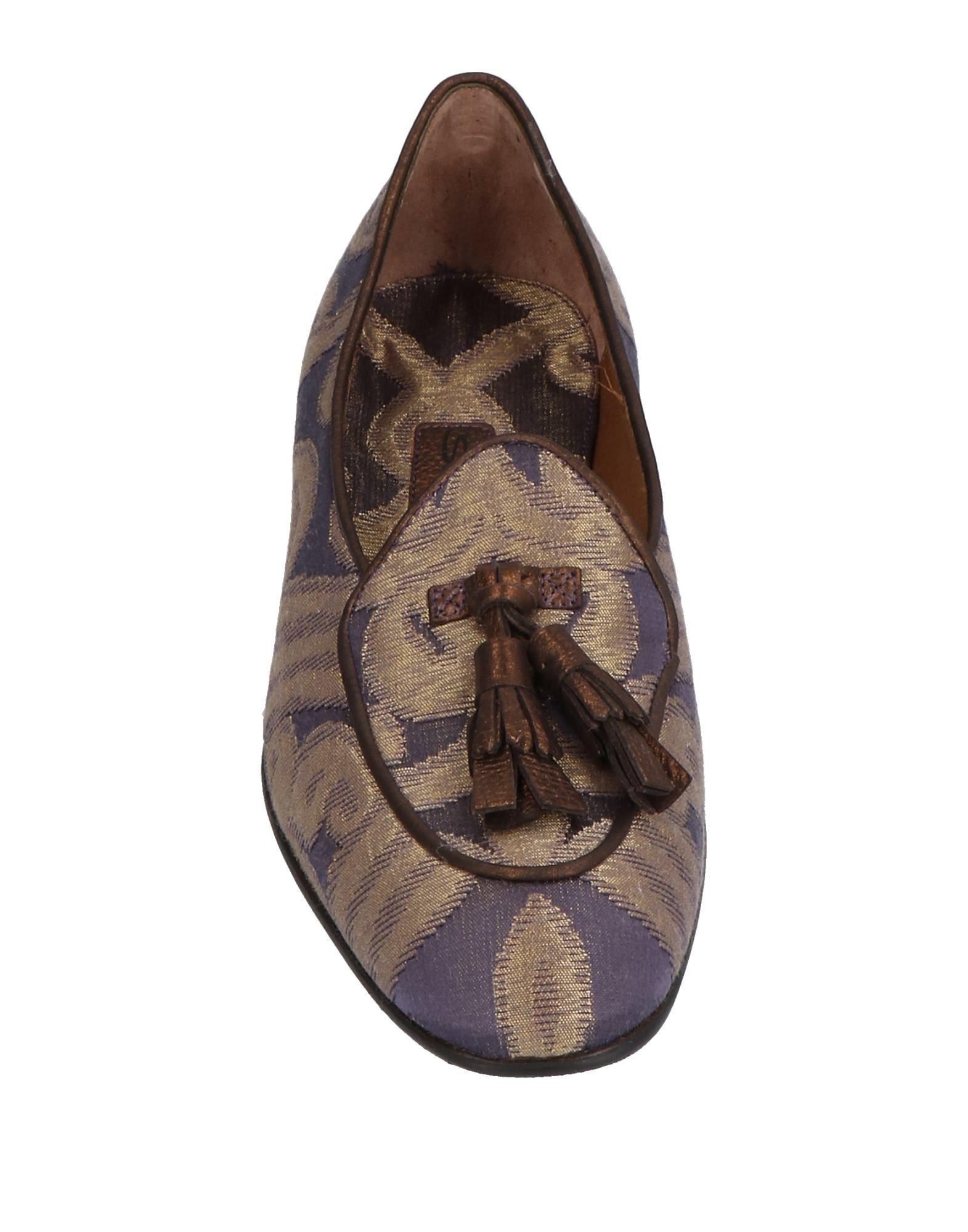 Santoni gut Mokassins Damen  11479921TVGünstige gut Santoni aussehende Schuhe fd68a4