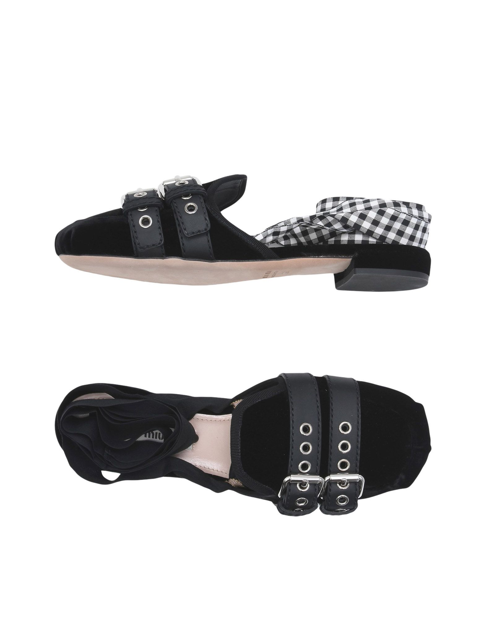 Miu Miu Sandalen Damen  11479989BAGünstige gut aussehende Schuhe